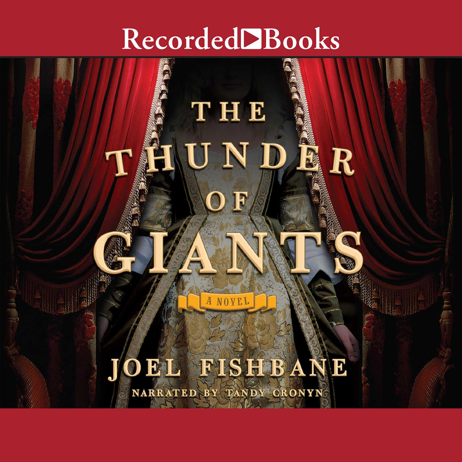 Printable The Thunder of Giants Audiobook Cover Art