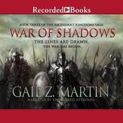 War of Shadows, by Gail Z. Martin