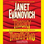 Tricky Twenty-Two: A Stephanie Plum Novel Audiobook, by Janet Evanovich