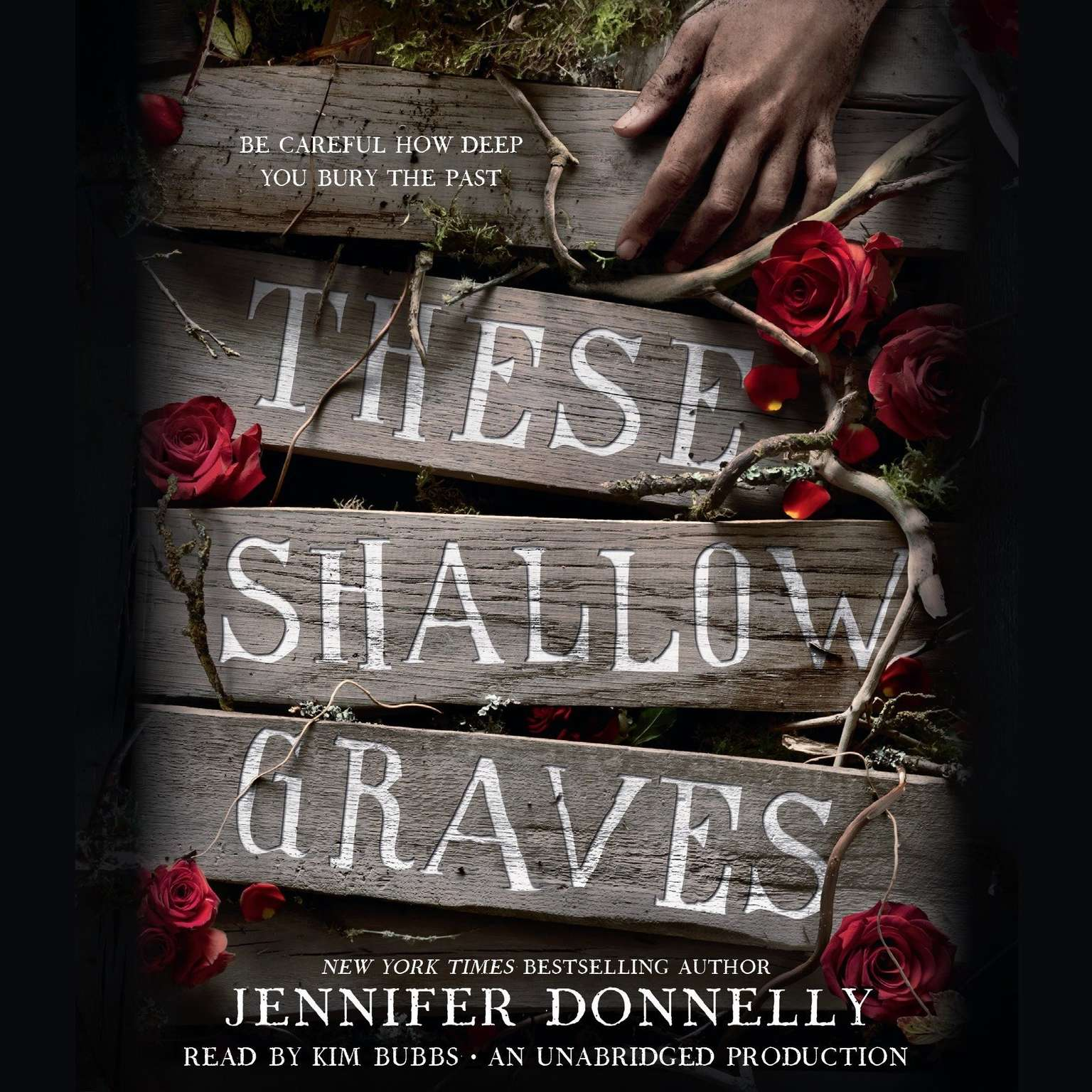 Printable These Shallow Graves Audiobook Cover Art