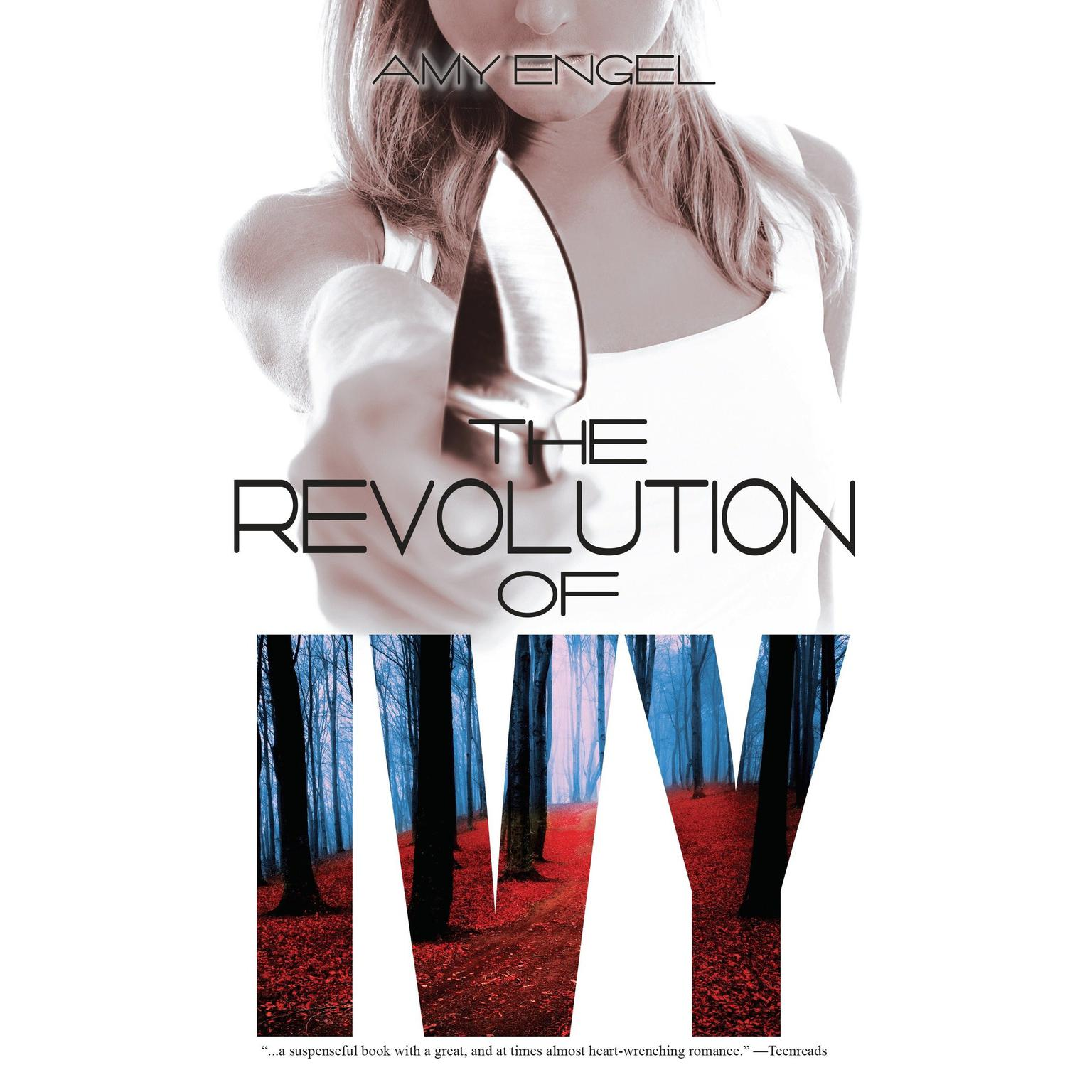 Printable The Revolution of Ivy Audiobook Cover Art