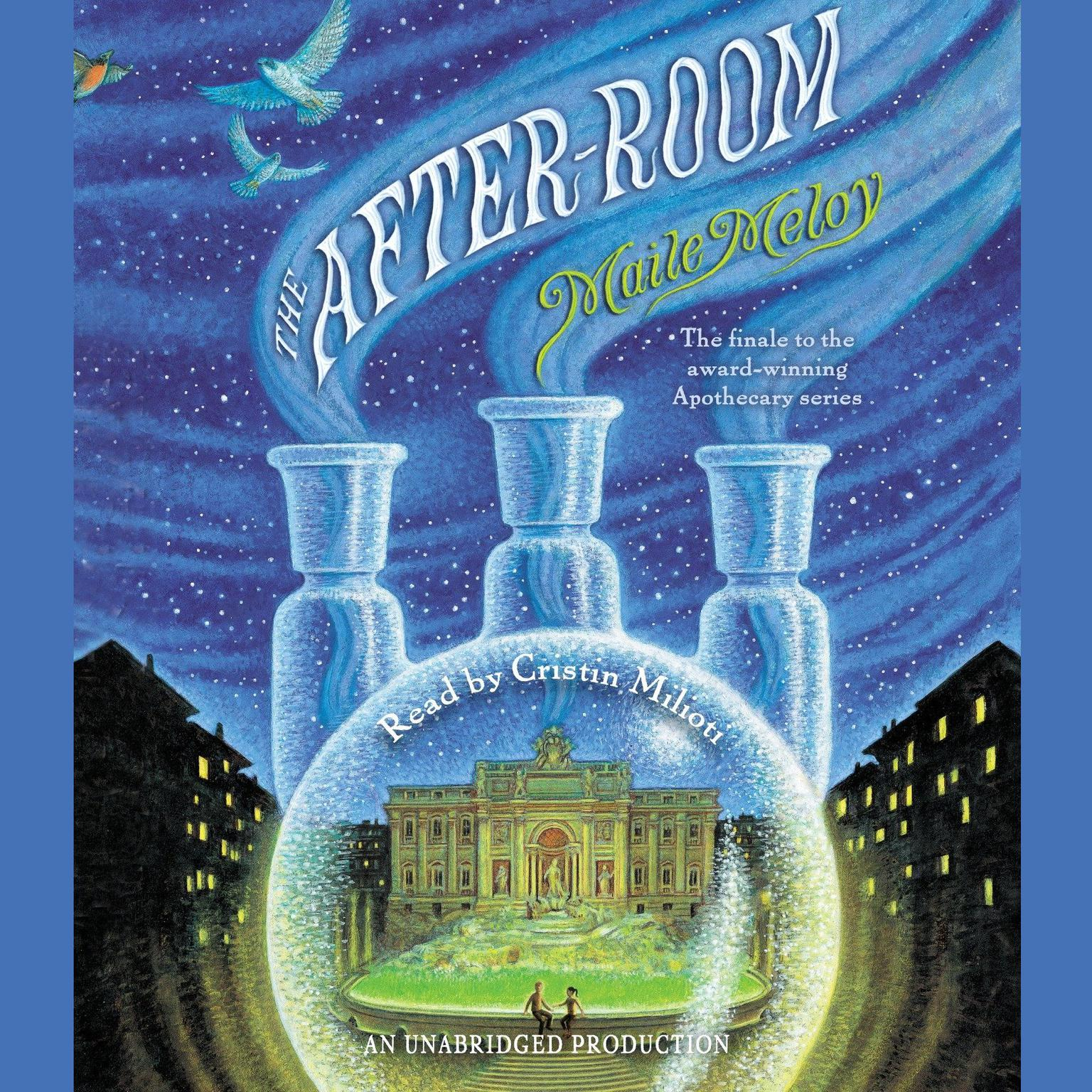 Printable The After-Room Audiobook Cover Art