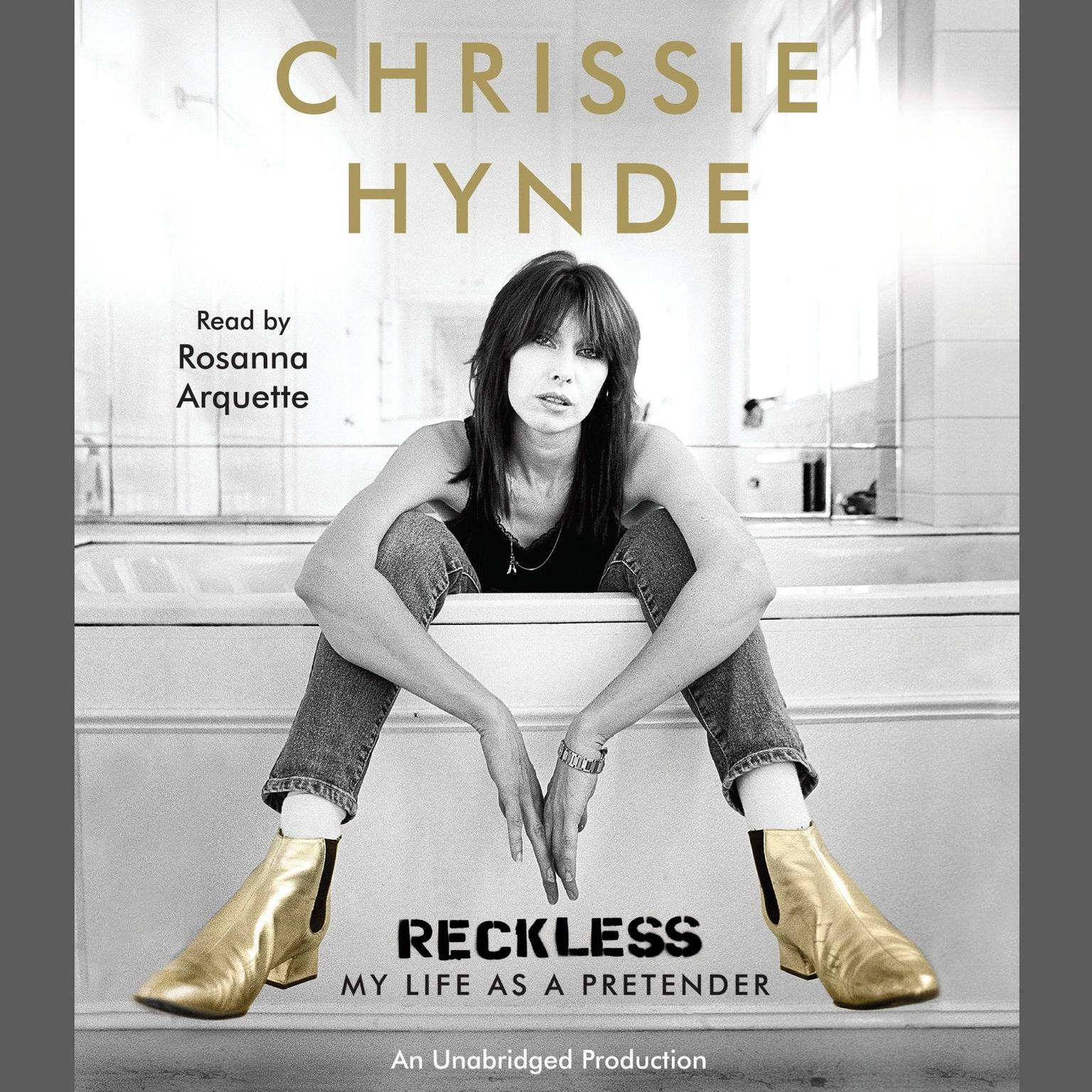 Printable Reckless: My Life as a Pretender Audiobook Cover Art