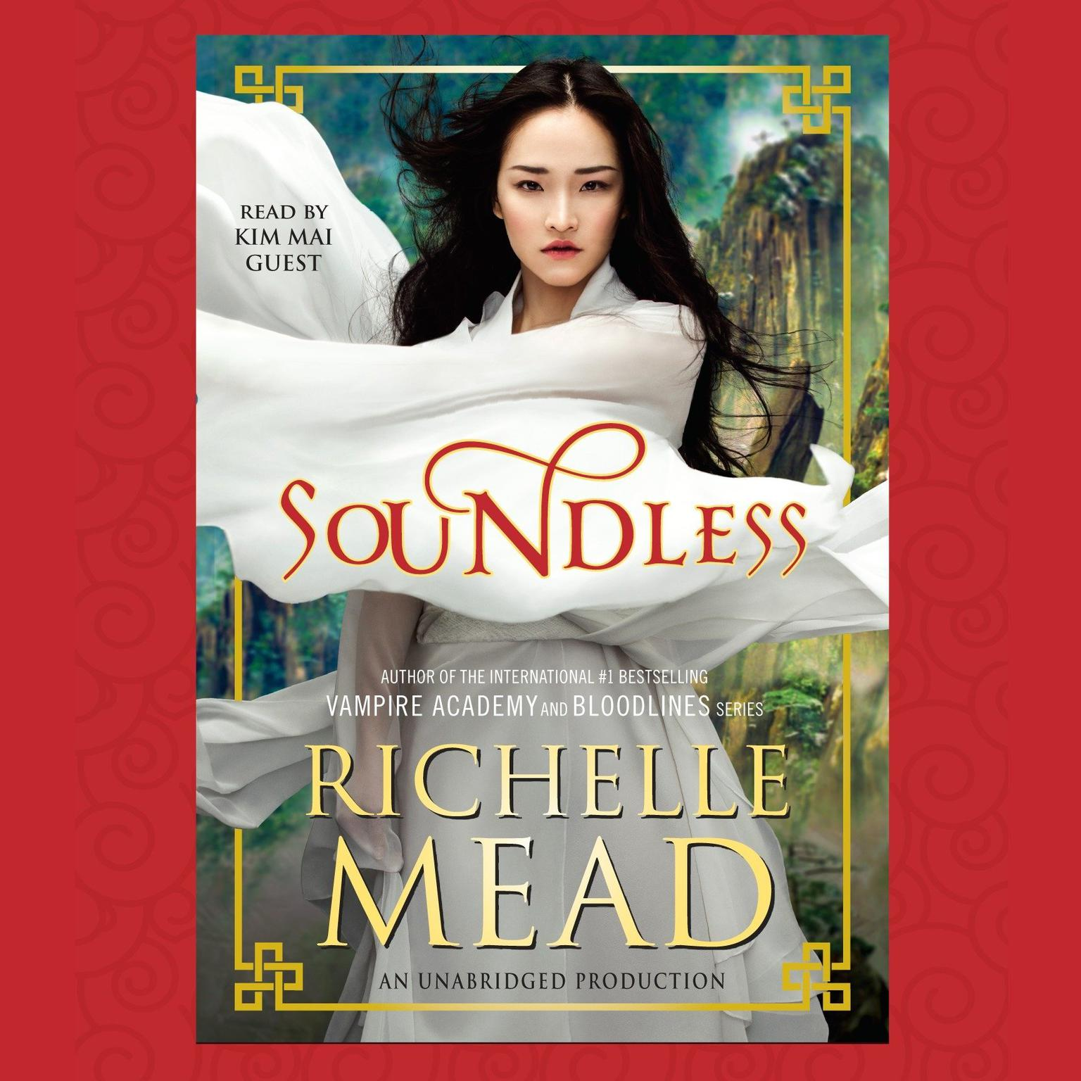 Printable Soundless Audiobook Cover Art