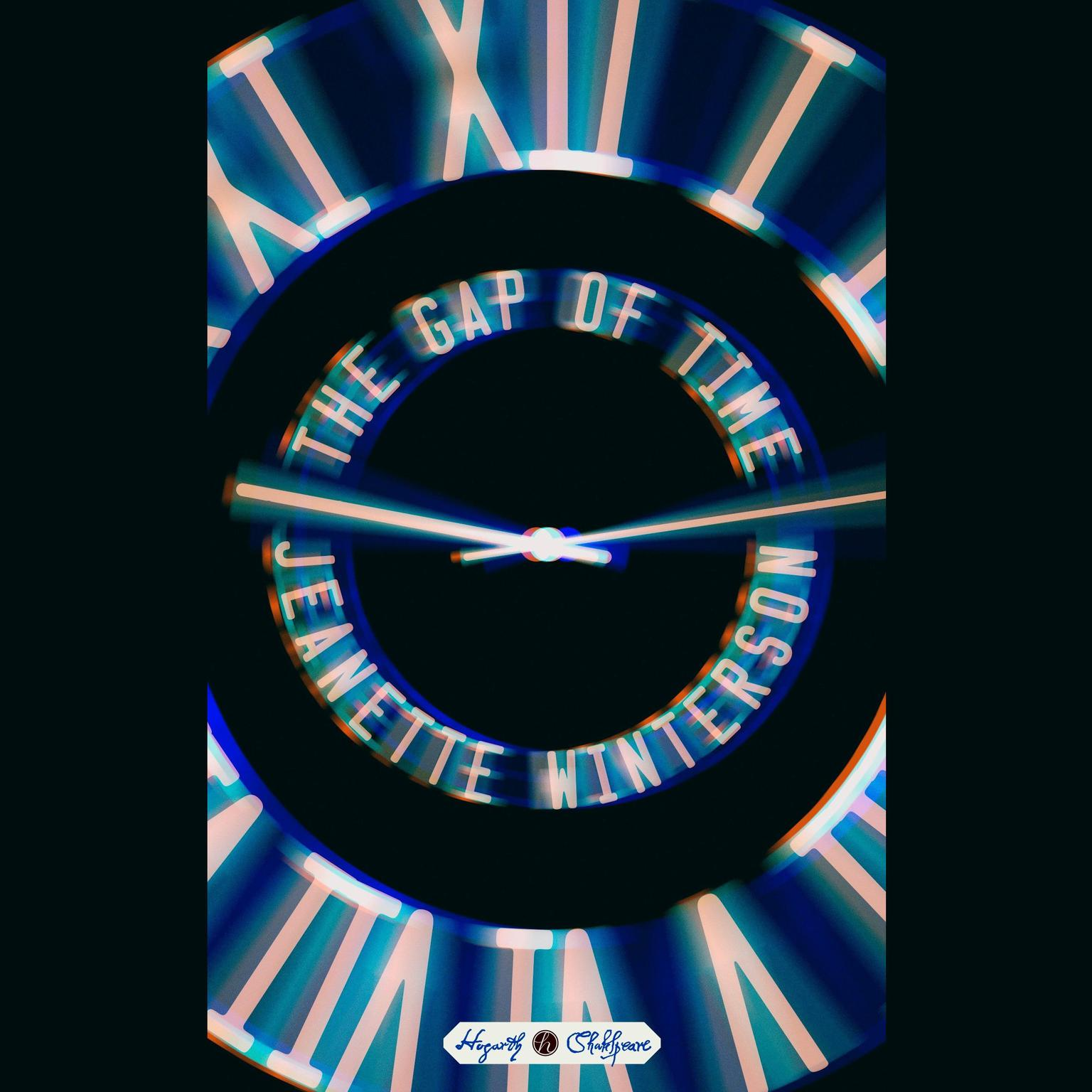 Printable The Gap of Time: A Novel Audiobook Cover Art