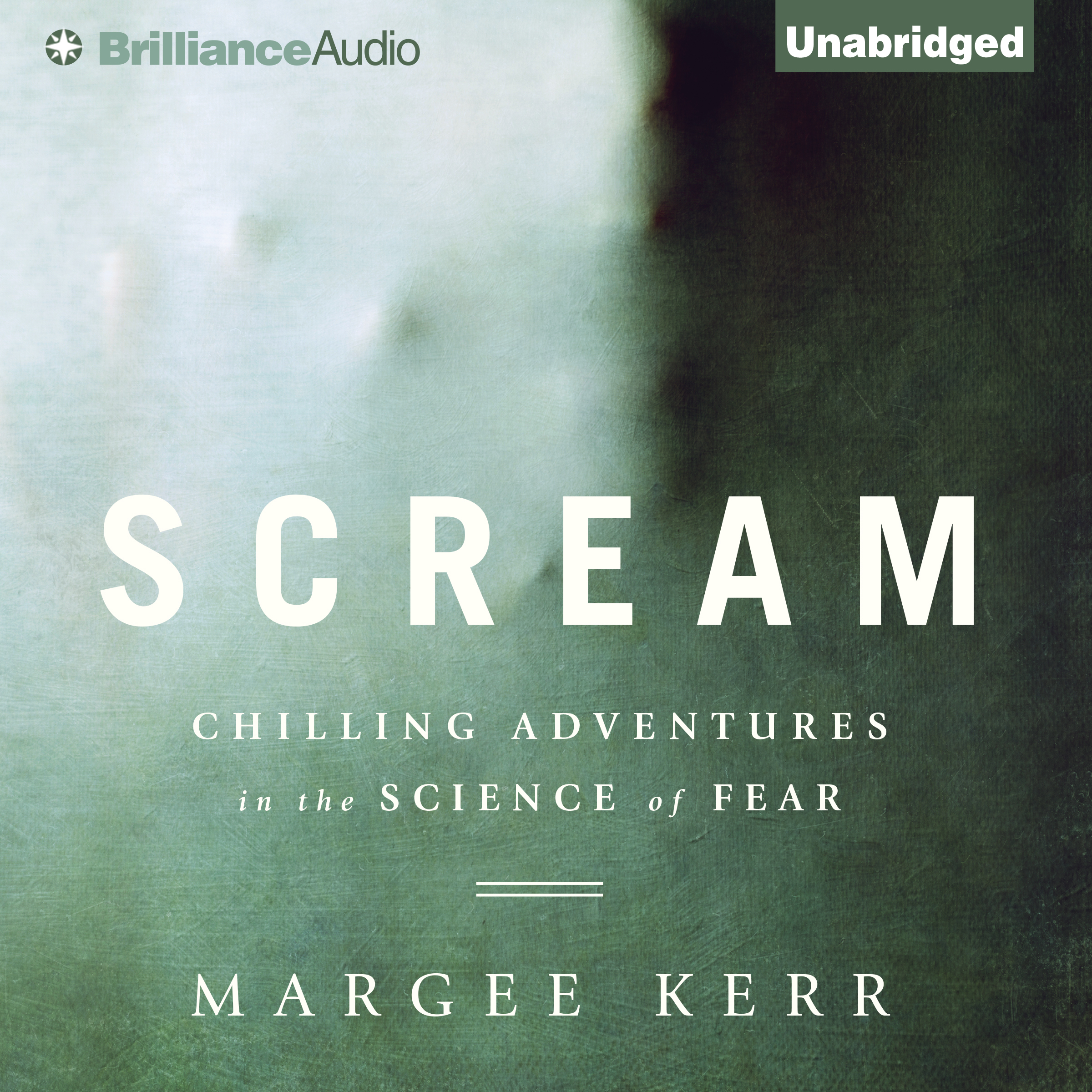 Printable Scream: Chilling Adventures in the Science of Fear Audiobook Cover Art