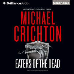Eaters of the Dead Audiobook, by Michael Crichton