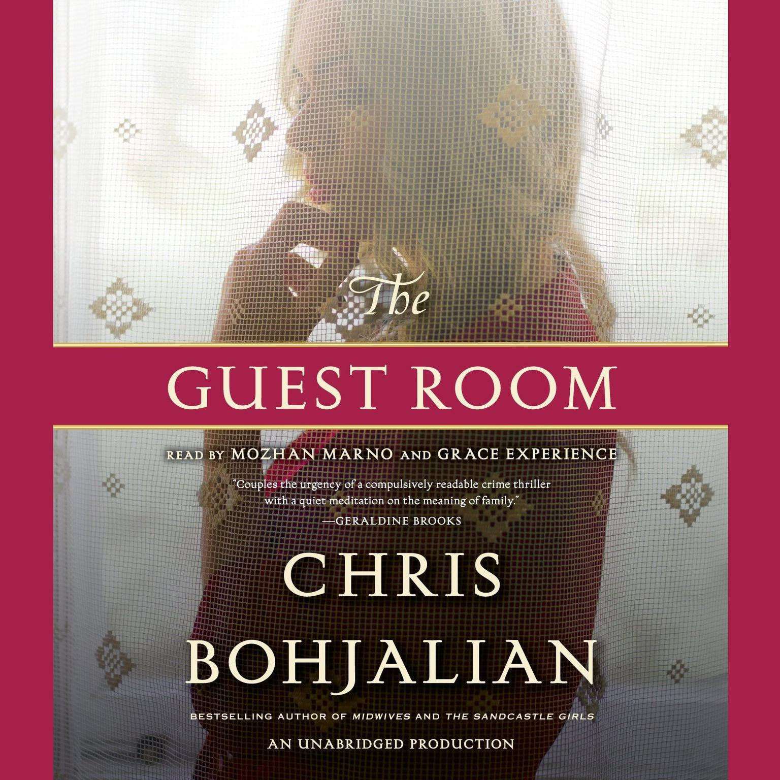 Printable The Guest Room: A Novel Audiobook Cover Art