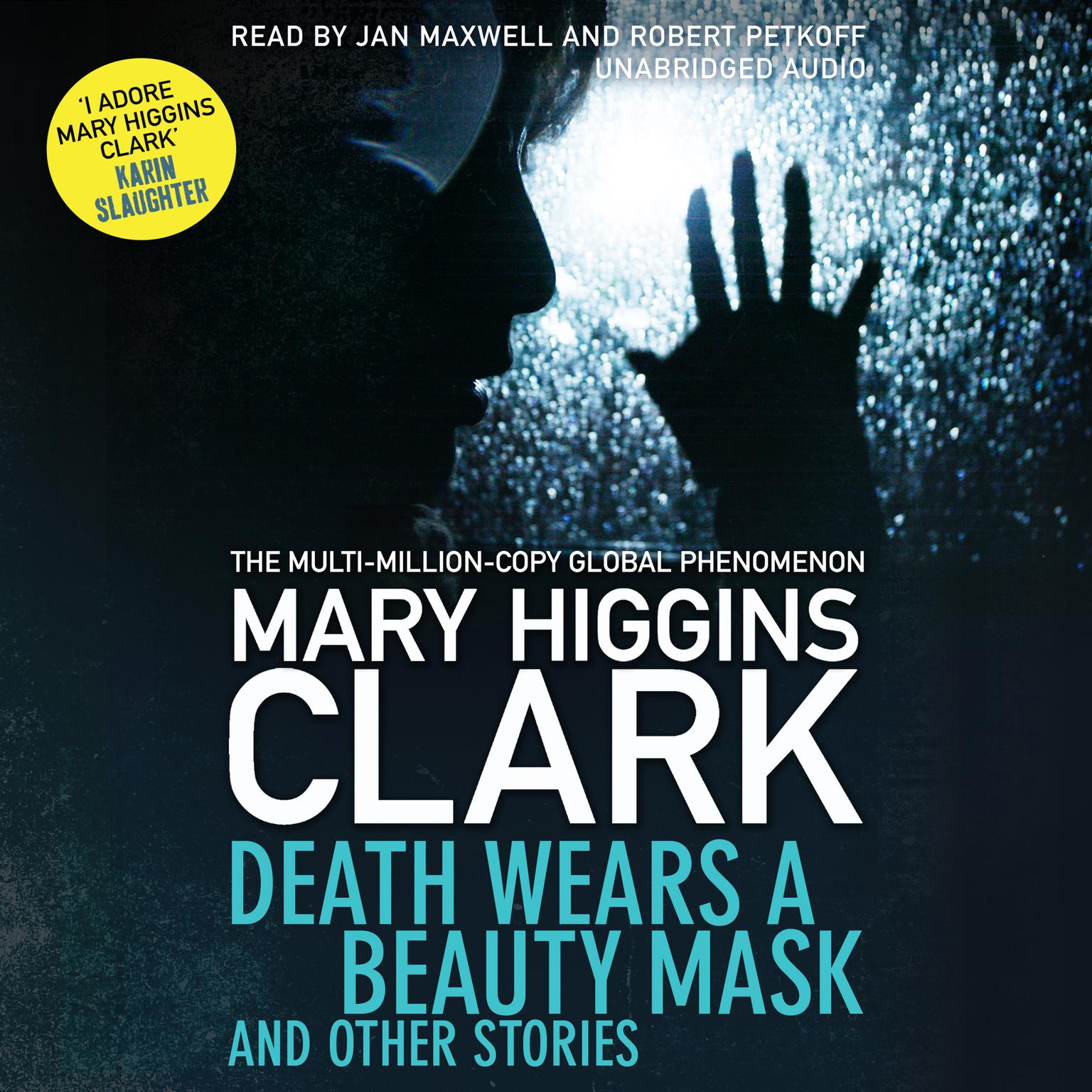 Printable Death Wears a Beauty Mask and Other Stories Audiobook Cover Art