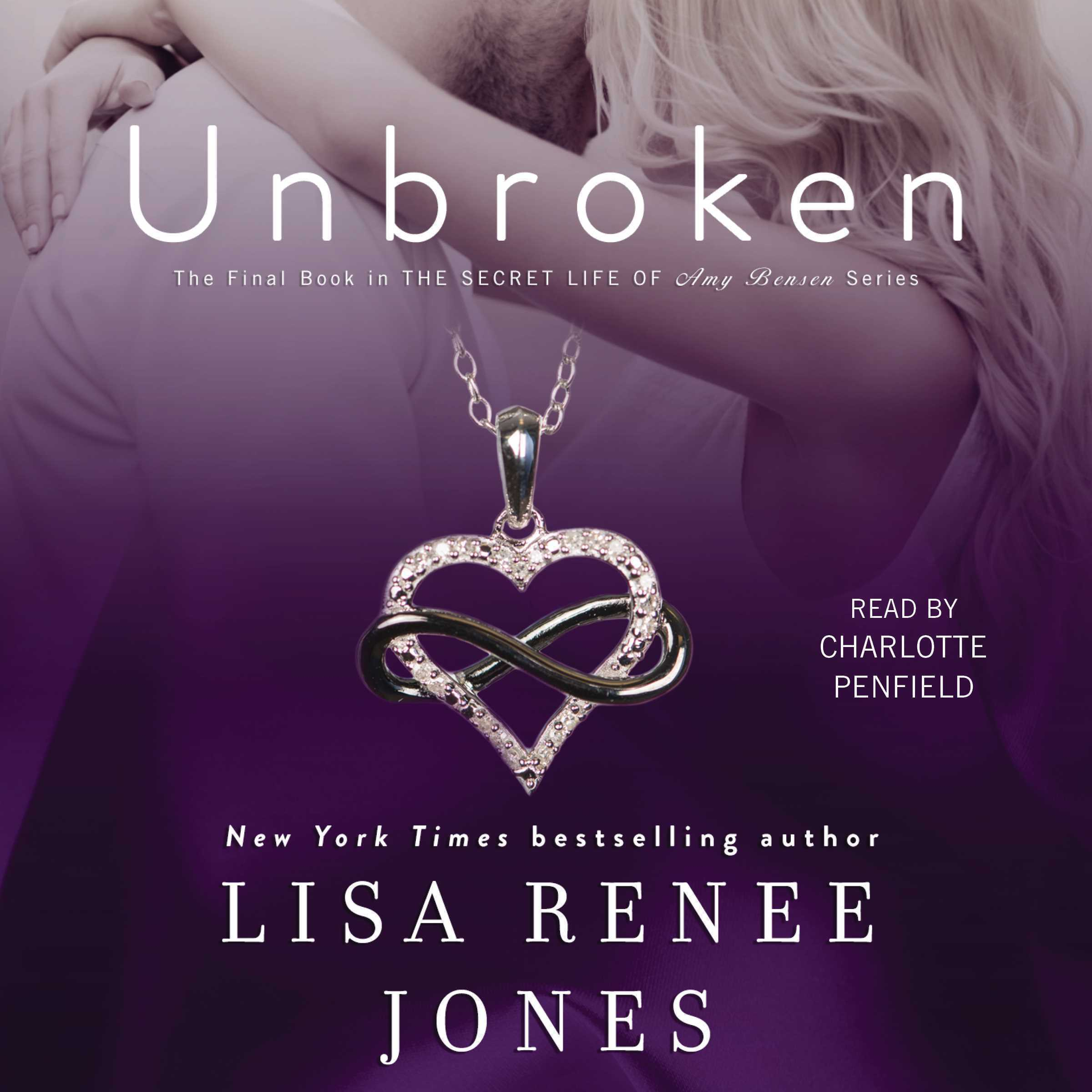 Printable Unbroken Audiobook Cover Art