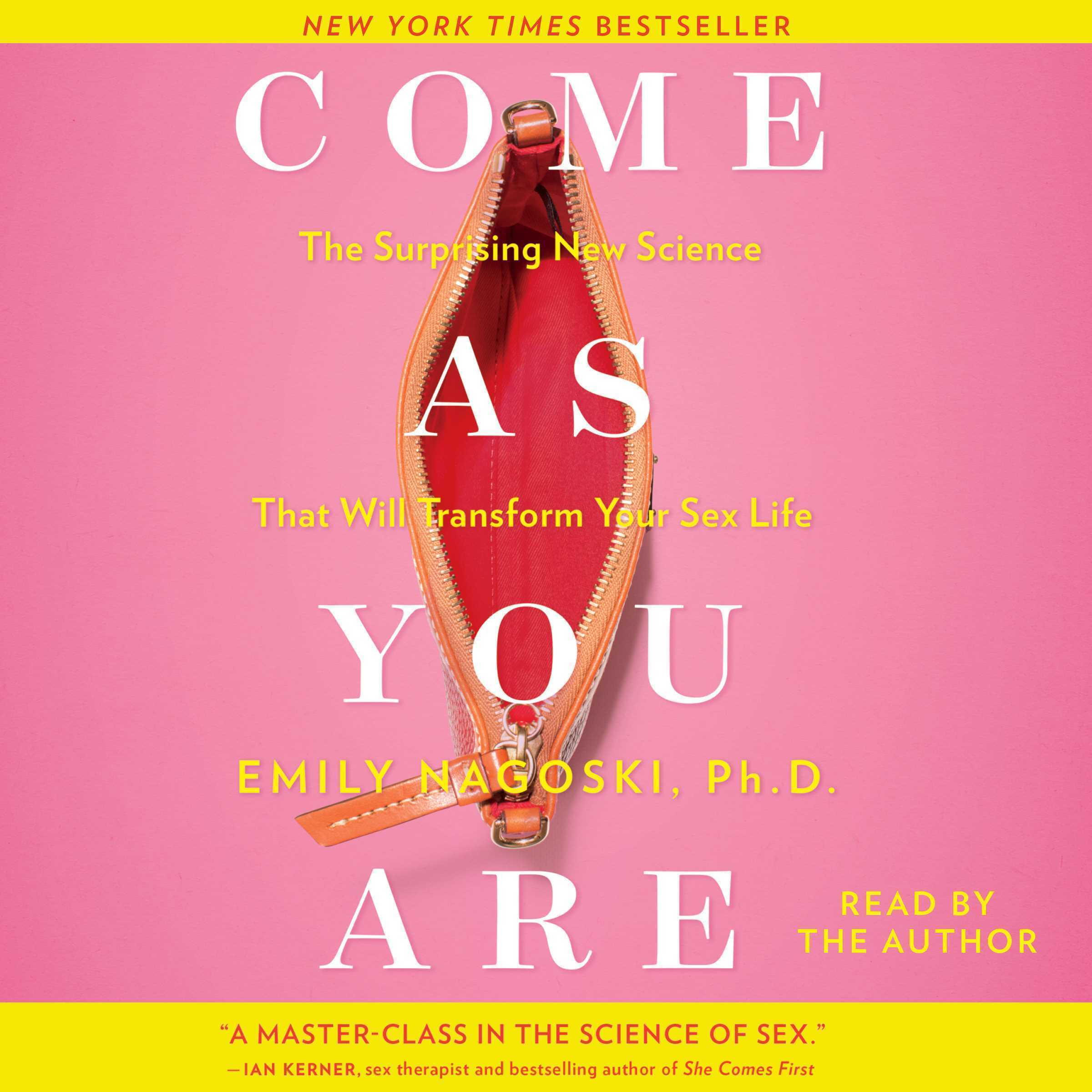 Printable Come as You Are: The Surprising New Science that Will Transform Your Sex Life Audiobook Cover Art
