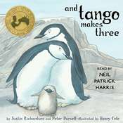 And Tango Makes Three Audiobook, by Justin Richardson, Peter Parnell