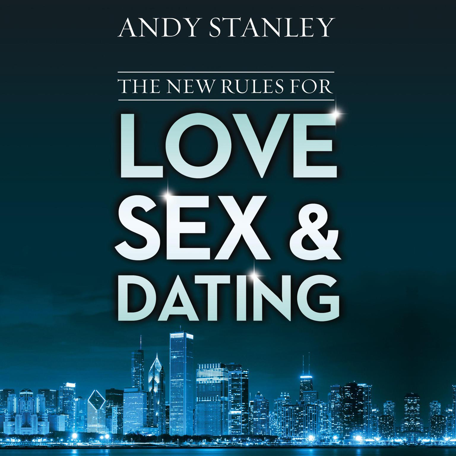 Printable The New Rules for Love, Sex, and Dating Audiobook Cover Art