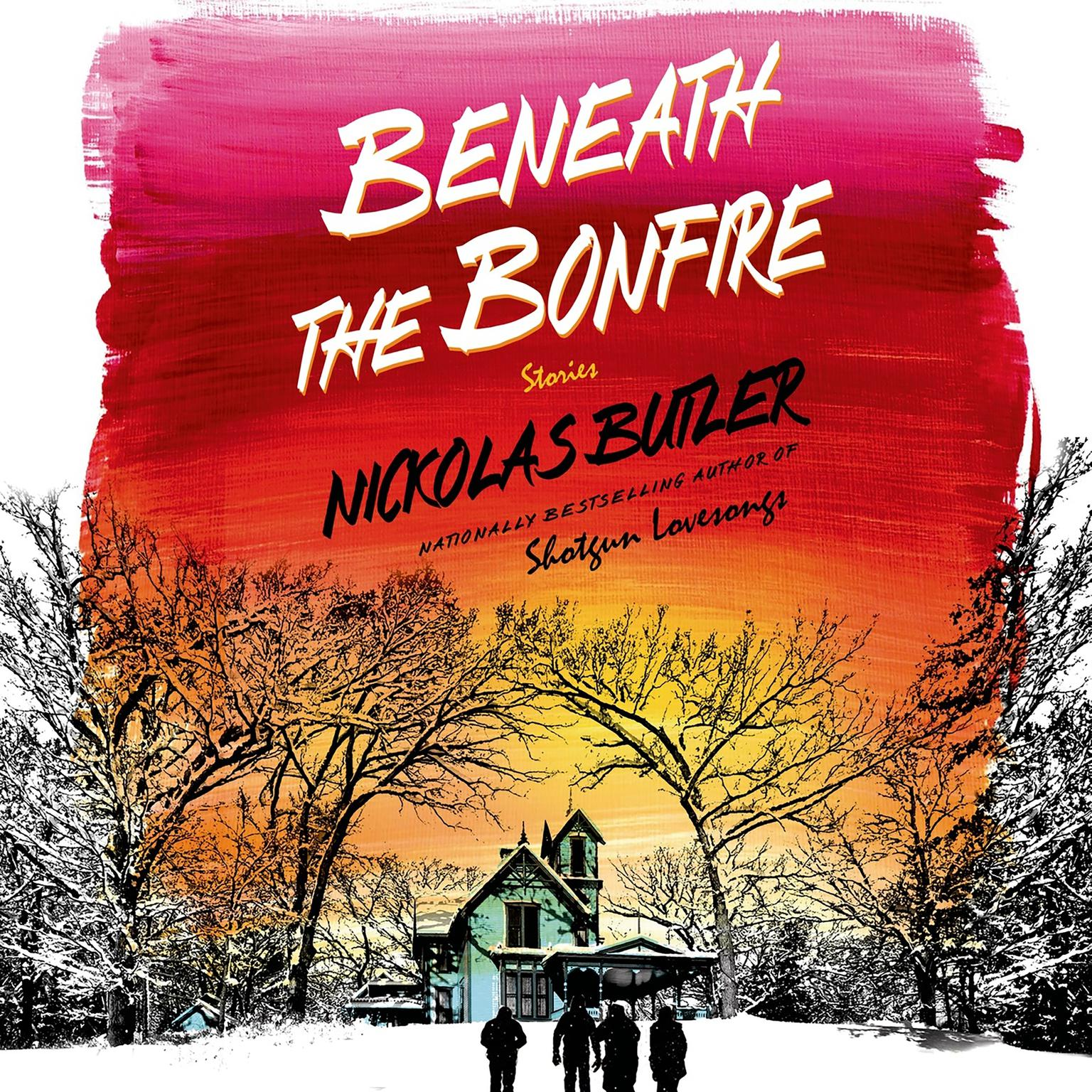 Printable Beneath the Bonfire: Stories Audiobook Cover Art