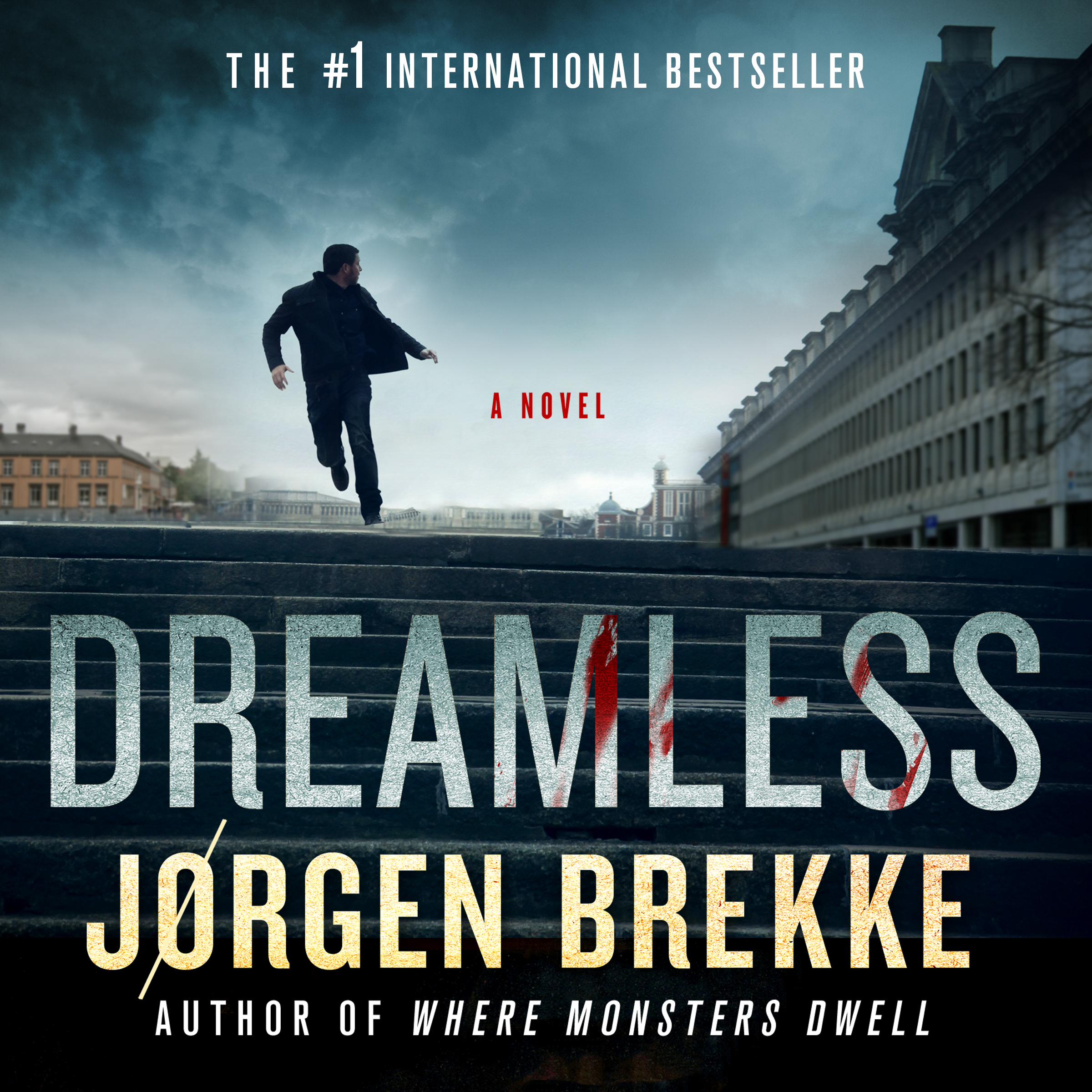 Printable Dreamless: A Novel Audiobook Cover Art
