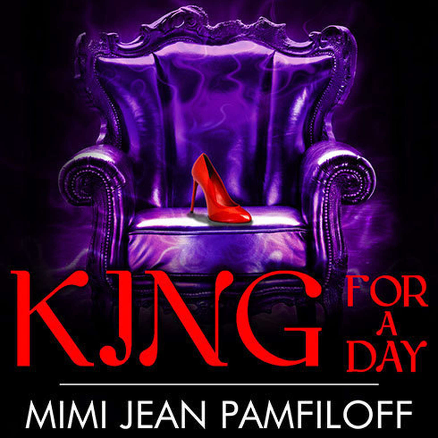 Printable King for a Day Audiobook Cover Art