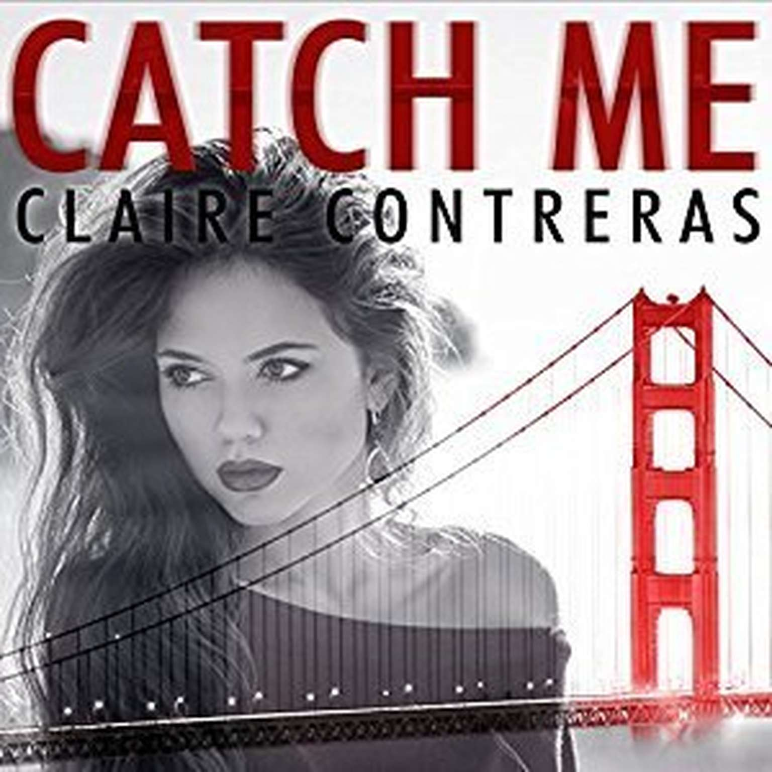 Printable Catch Me Audiobook Cover Art