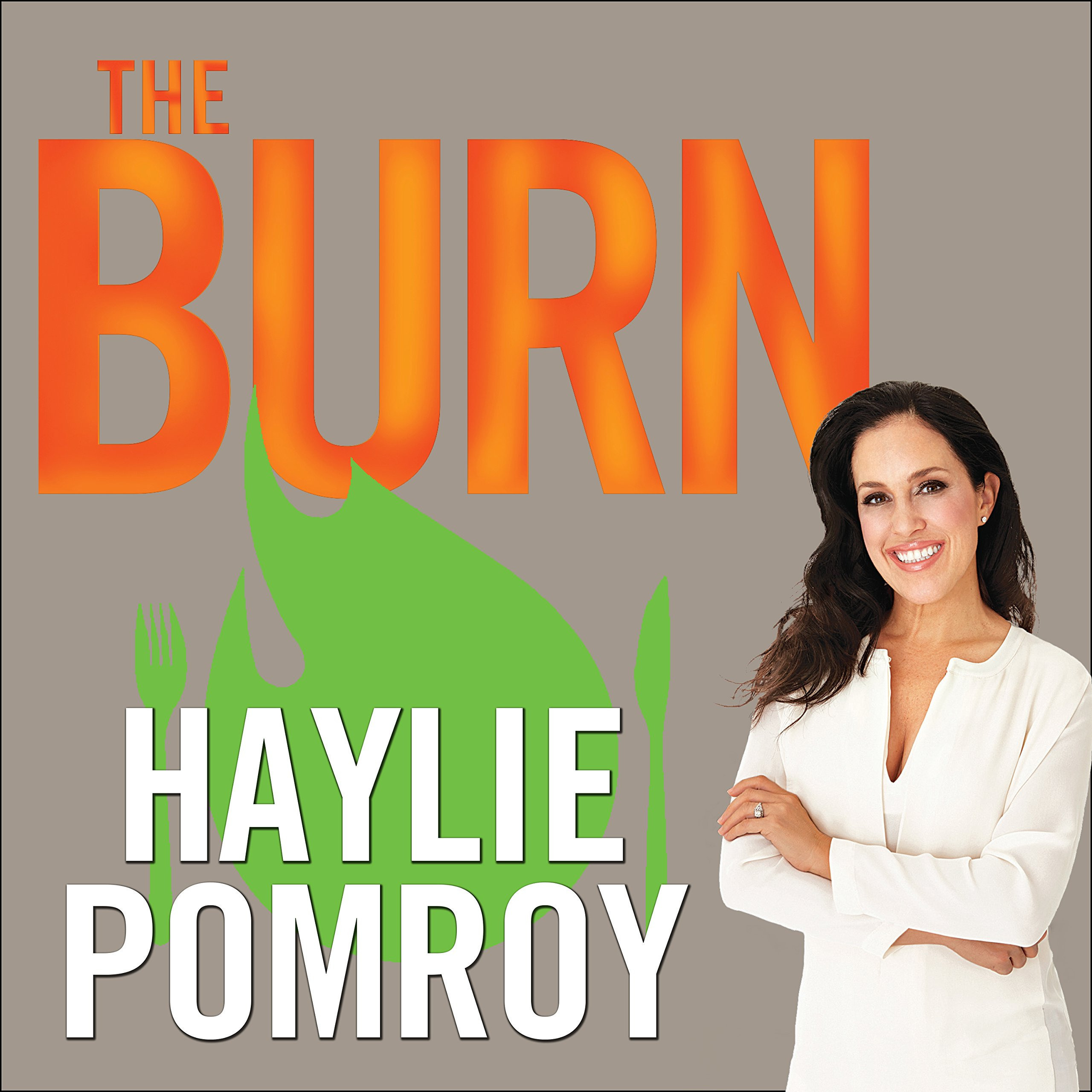 Printable The Burn: Why Your Scale Is Stuck and What to Eat about It Audiobook Cover Art