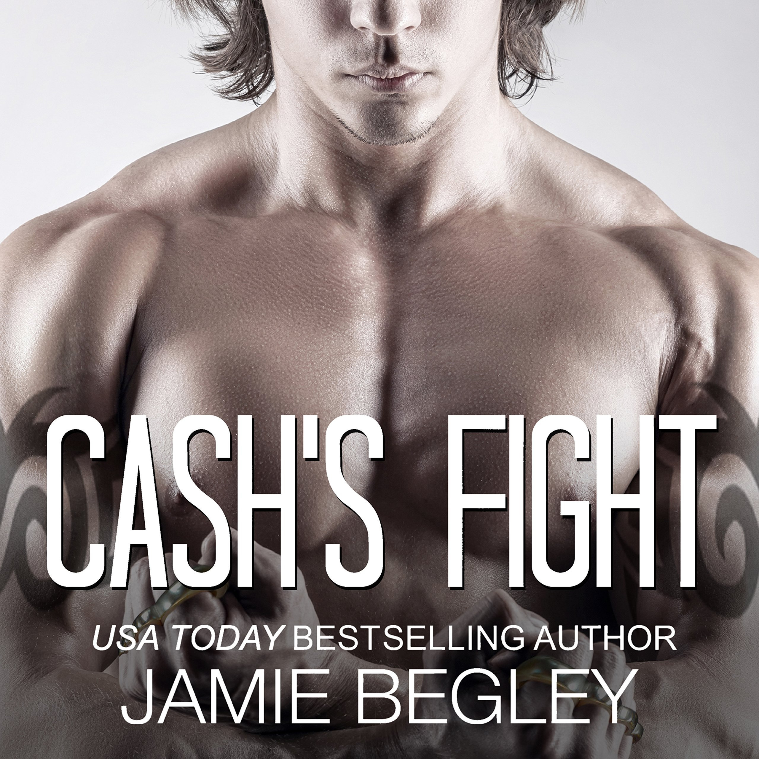 Printable Cash's Fight Audiobook Cover Art