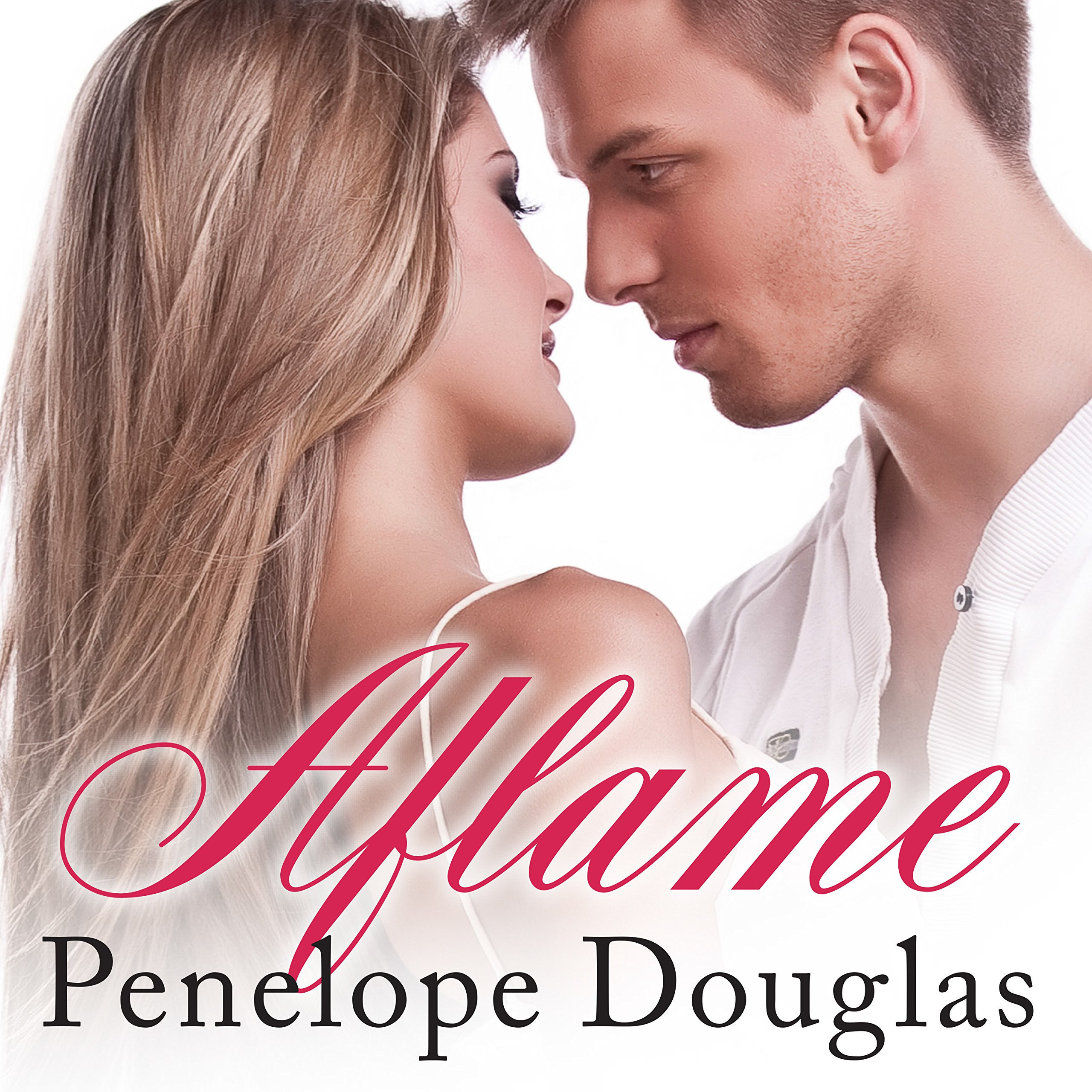 Printable Aflame Audiobook Cover Art