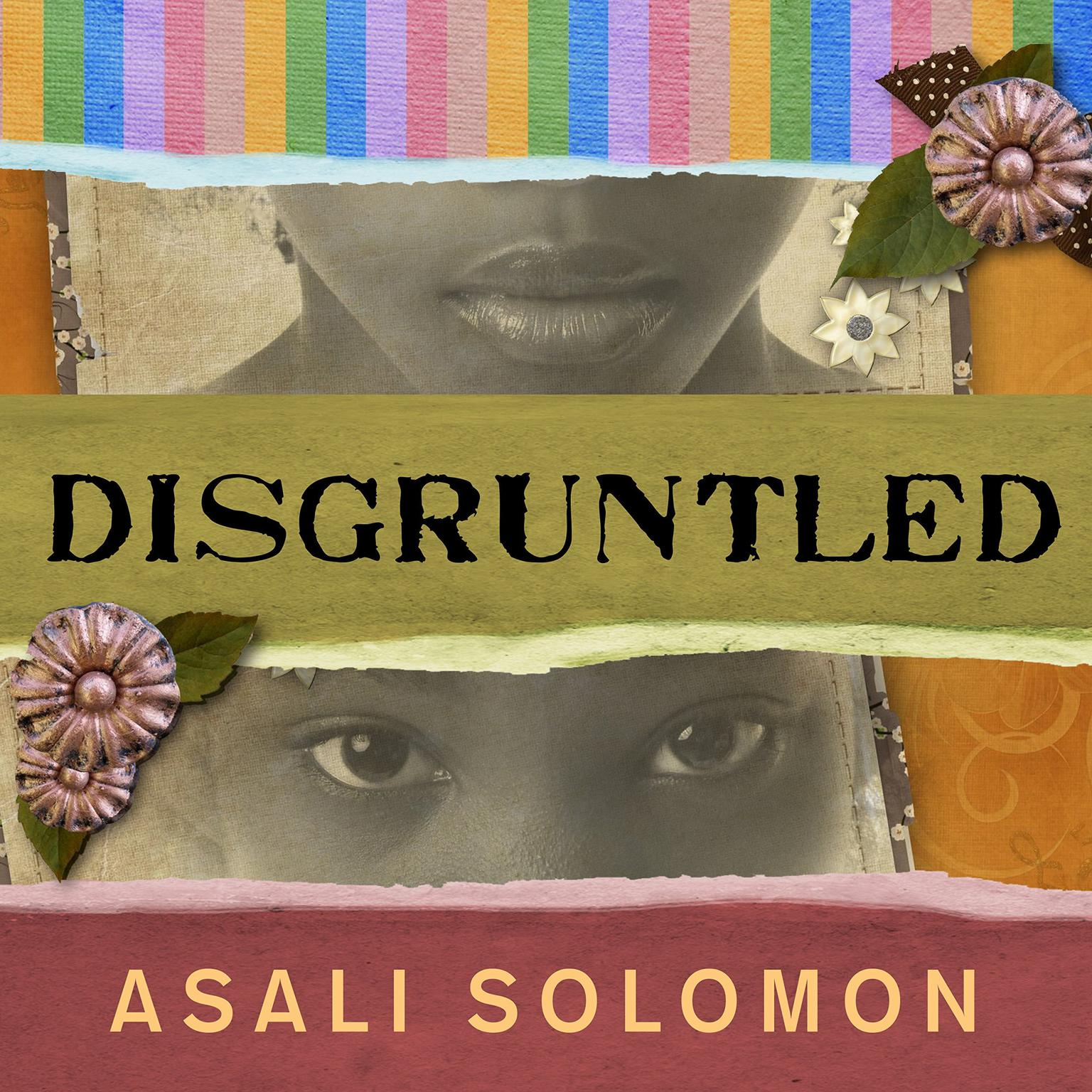 Printable Disgruntled Audiobook Cover Art