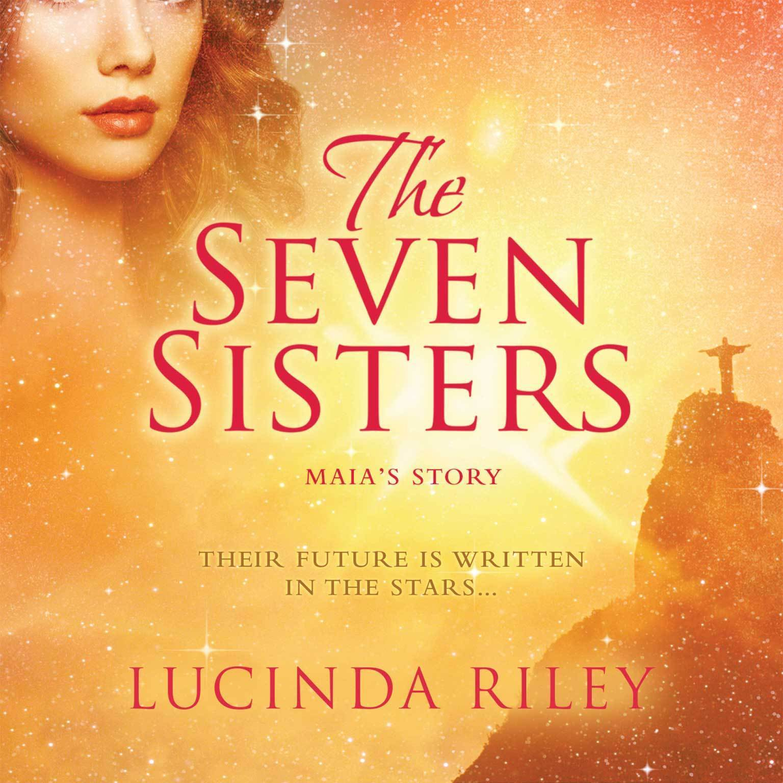 Printable The Seven Sisters Audiobook Cover Art