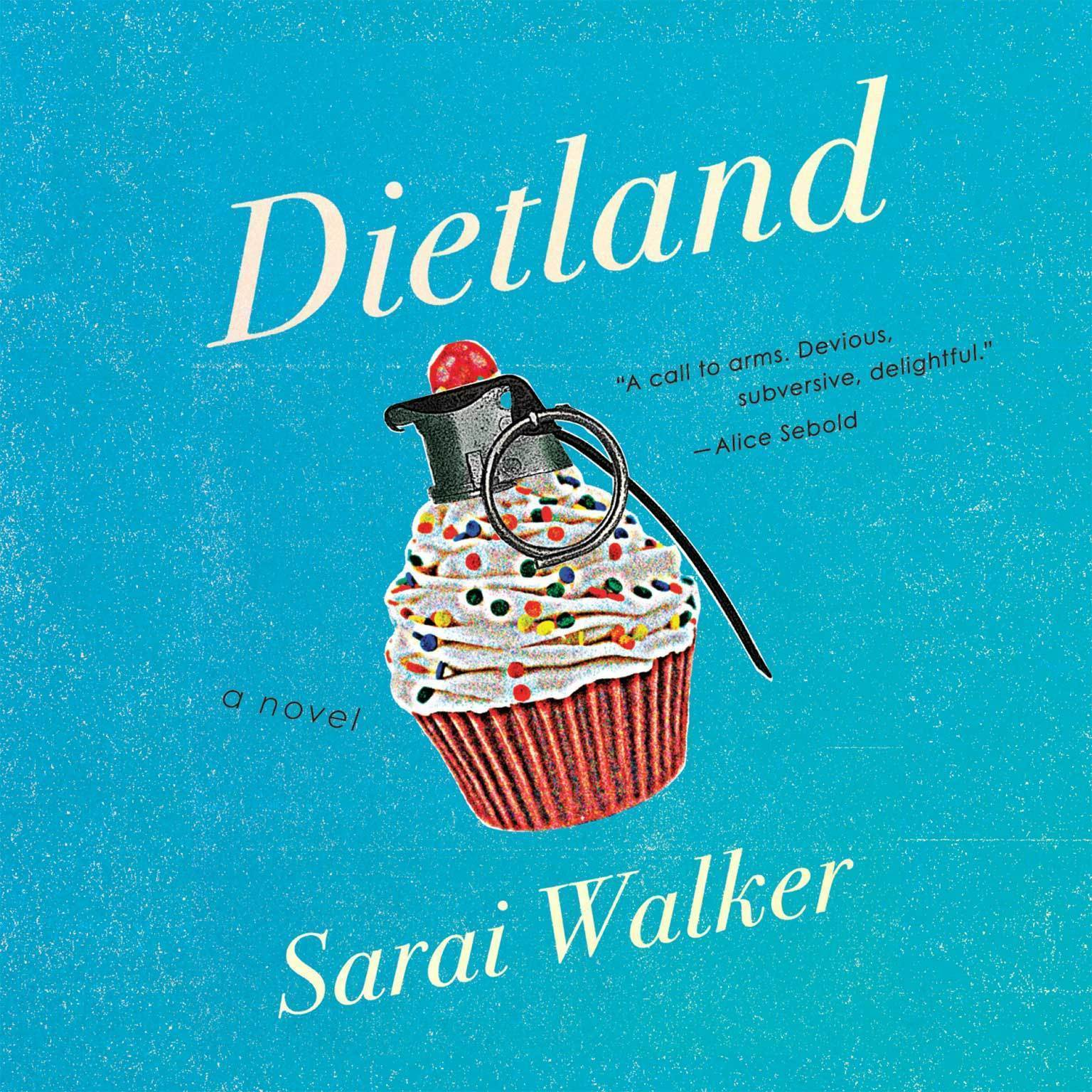 Printable Dietland Audiobook Cover Art