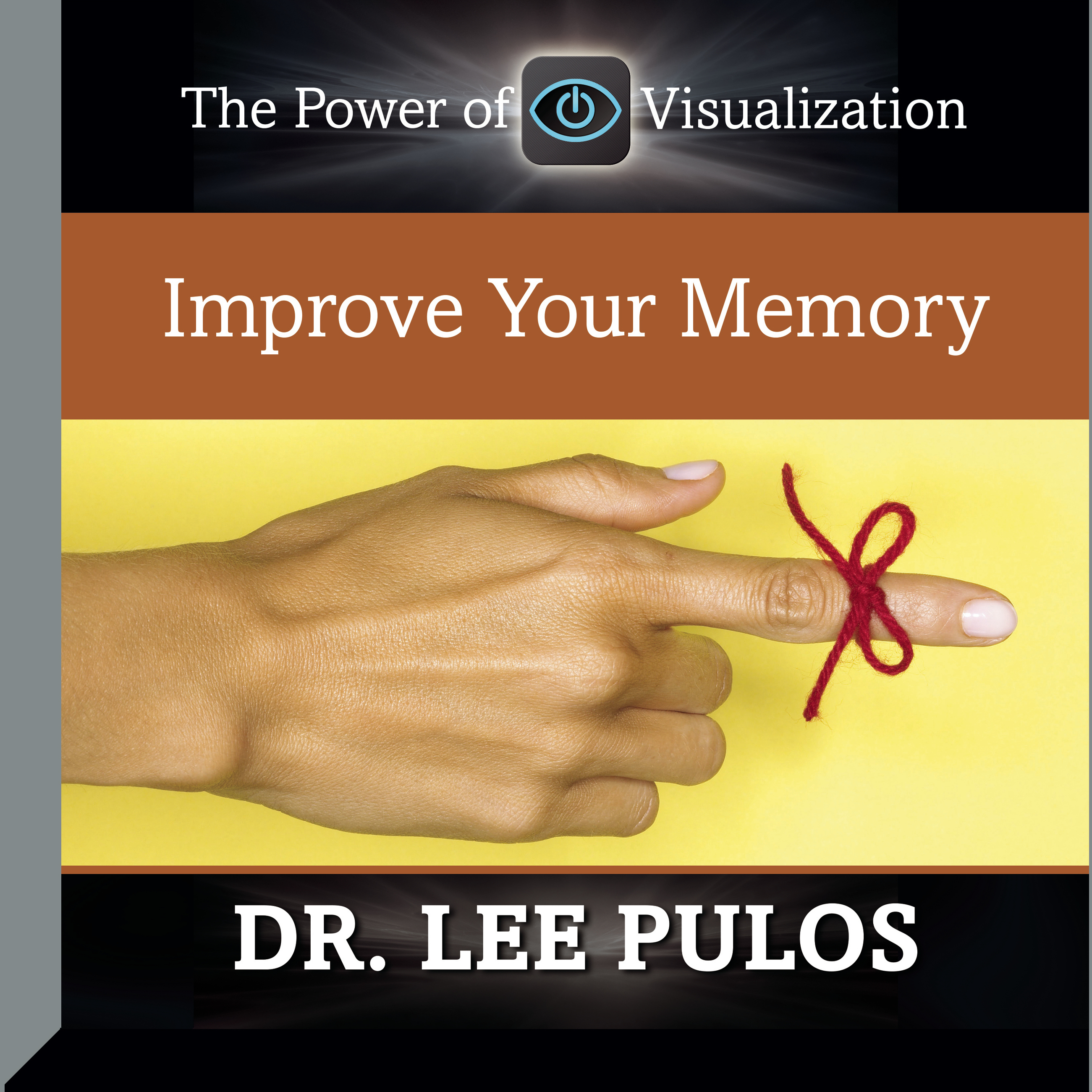 Printable Improve Your Memory Audiobook Cover Art