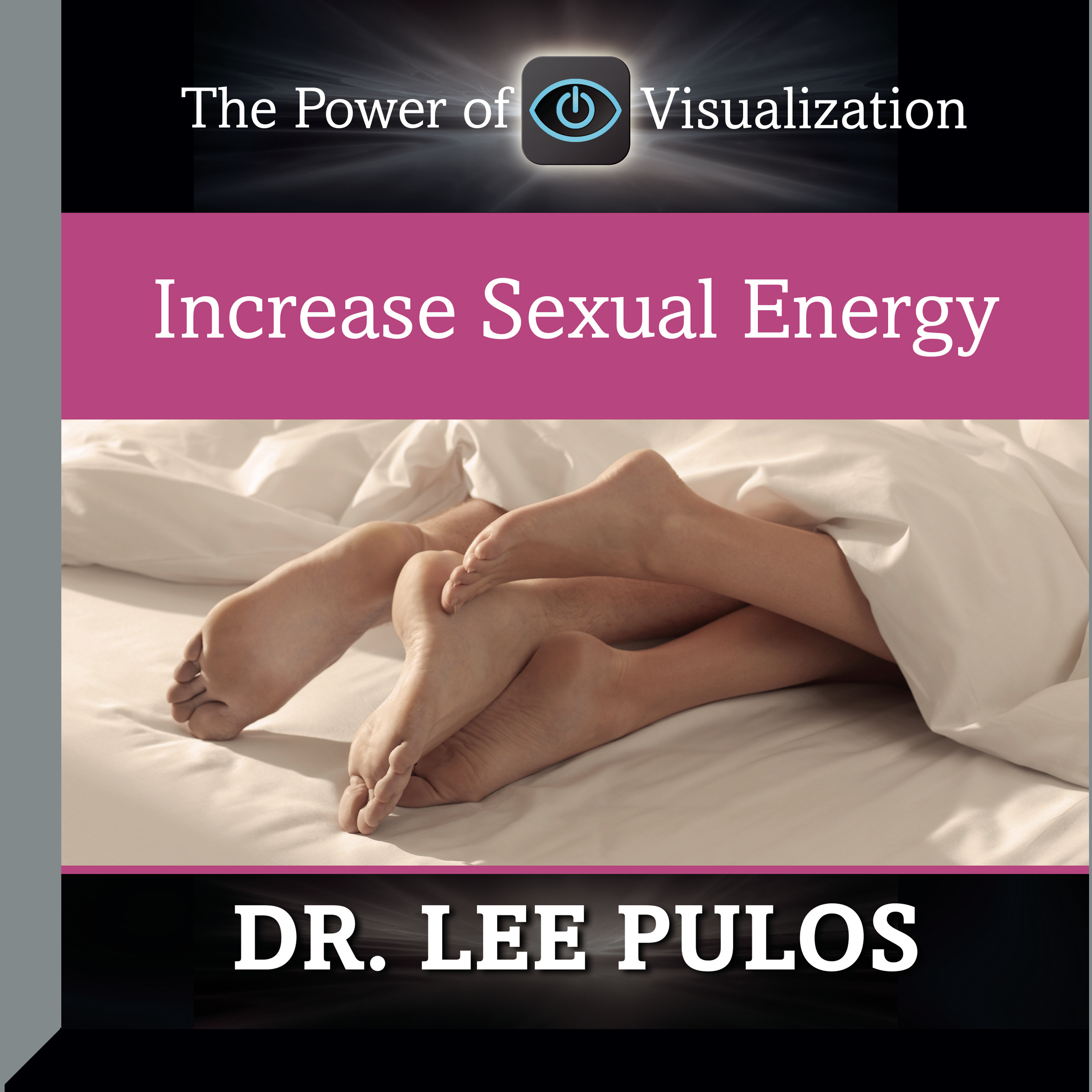 Printable Increase Sexual Energy Audiobook Cover Art