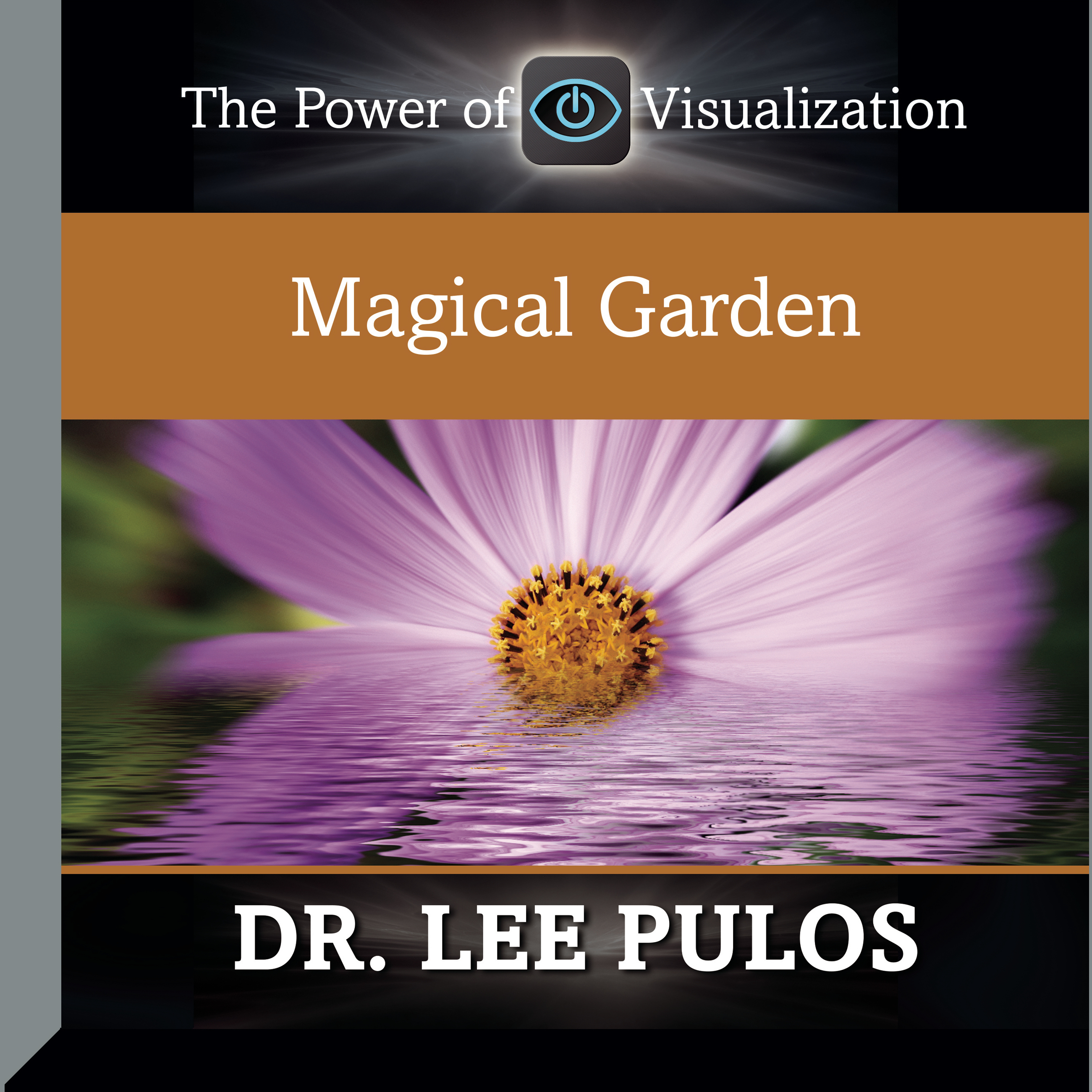 Printable Magical Garden Audiobook Cover Art
