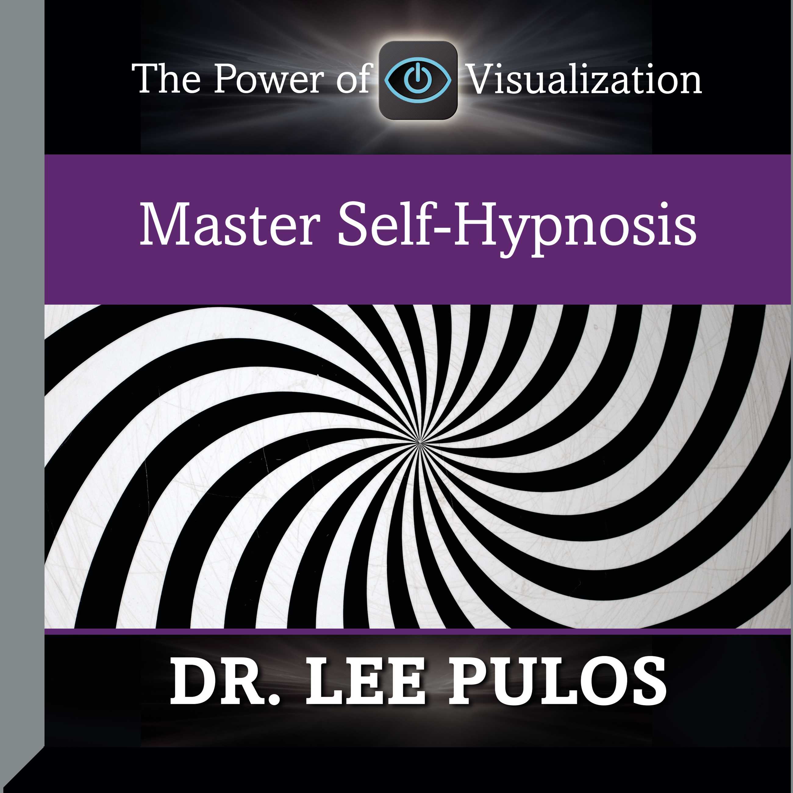 Printable Master Self-Hypnosis Audiobook Cover Art