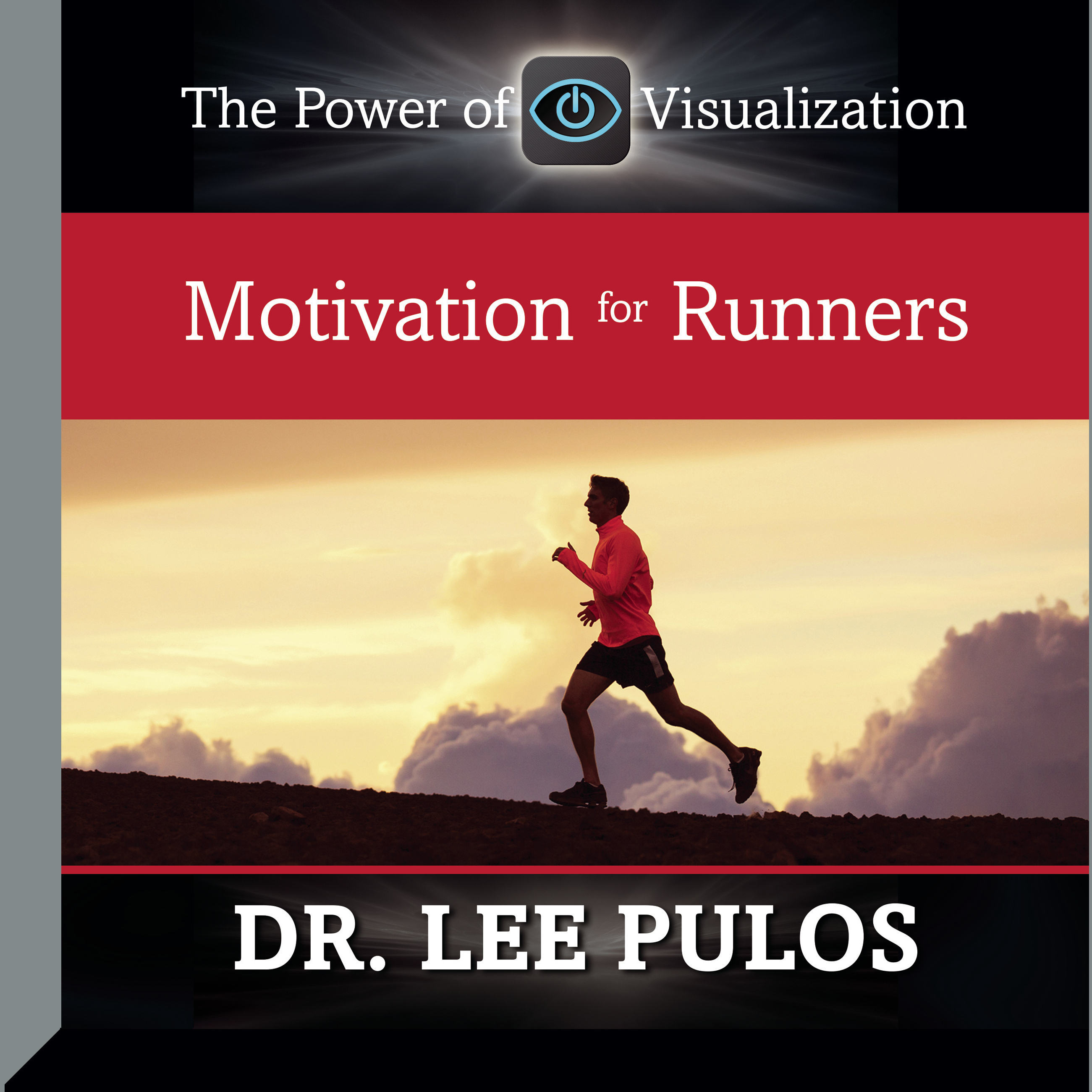 Printable Motivation for Runners Audiobook Cover Art