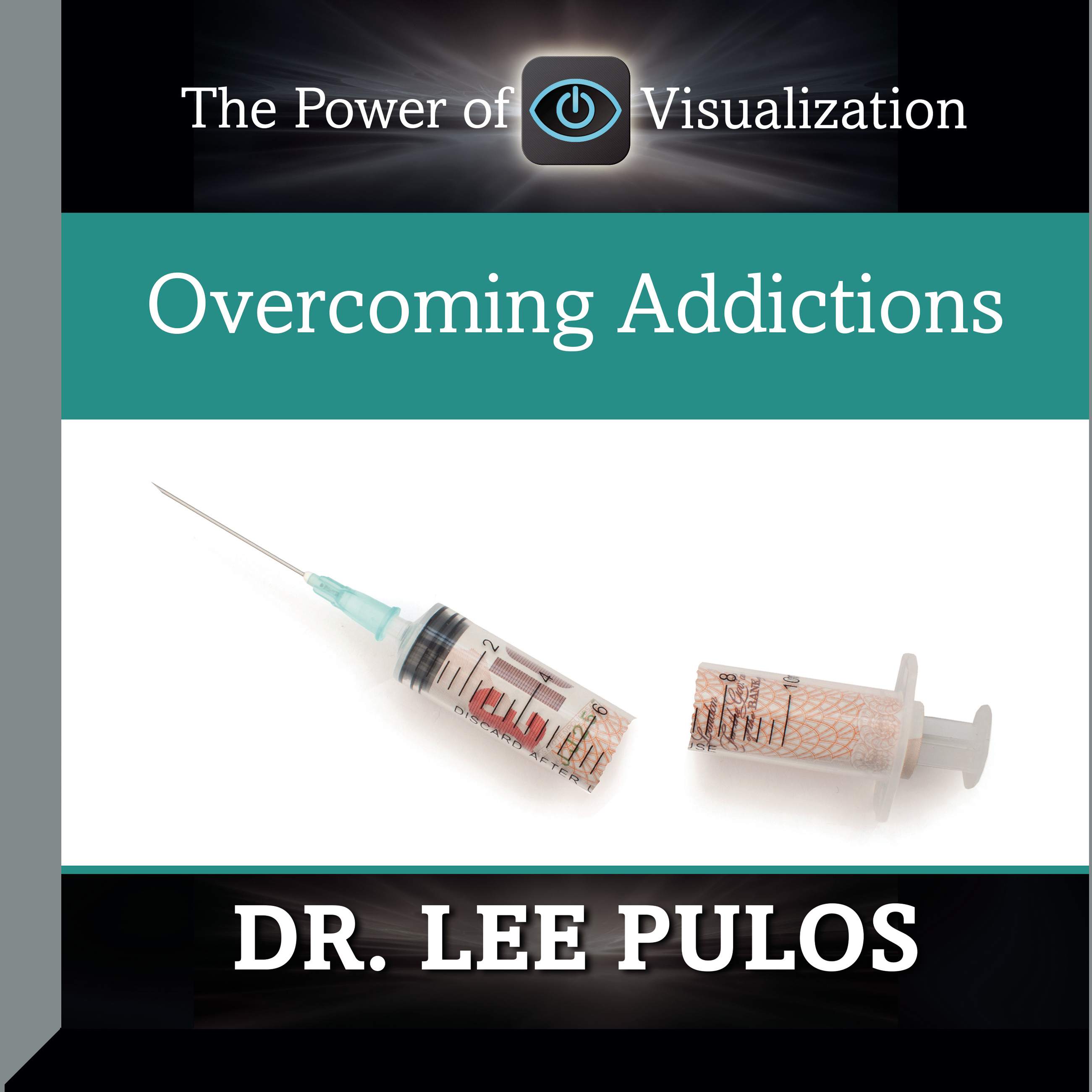 Printable Overcoming Addictions Audiobook Cover Art