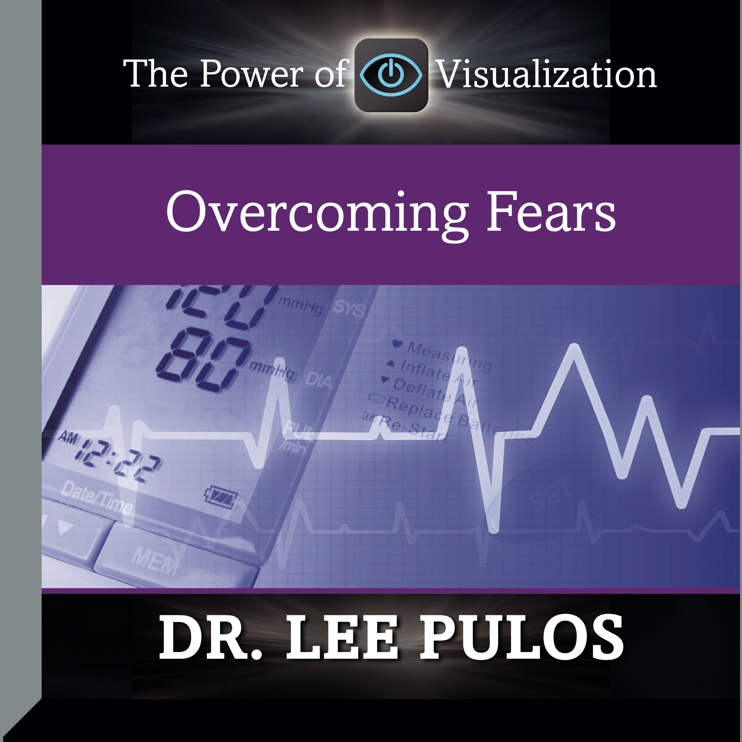 Printable Overcoming Fears Audiobook Cover Art