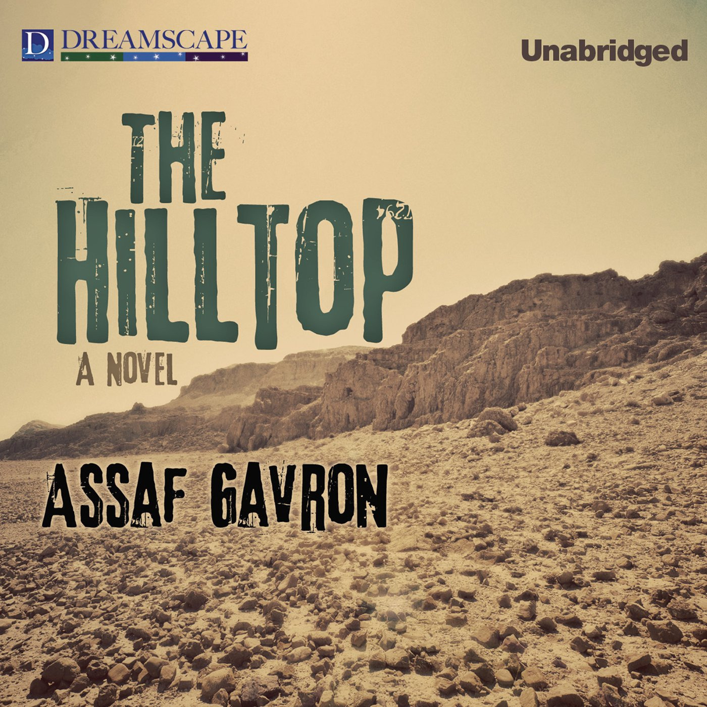 Printable The Hilltop Audiobook Cover Art