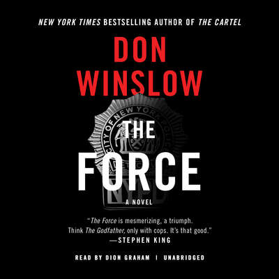 The Force Audiobook, by Don Winslow