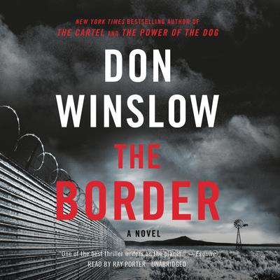 The Border Audiobook, by Don Winslow