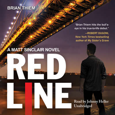 Red Line: A Matt Sinclair Novel Audiobook, by Brian Thiem