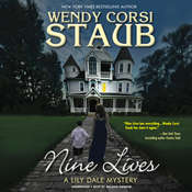 Nine Lives: A Lily Dale Mystery, by Wendy Corsi Staub
