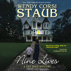 Nine Lives: A Lily Dale Mystery Audiobook, by Wendy Corsi Staub