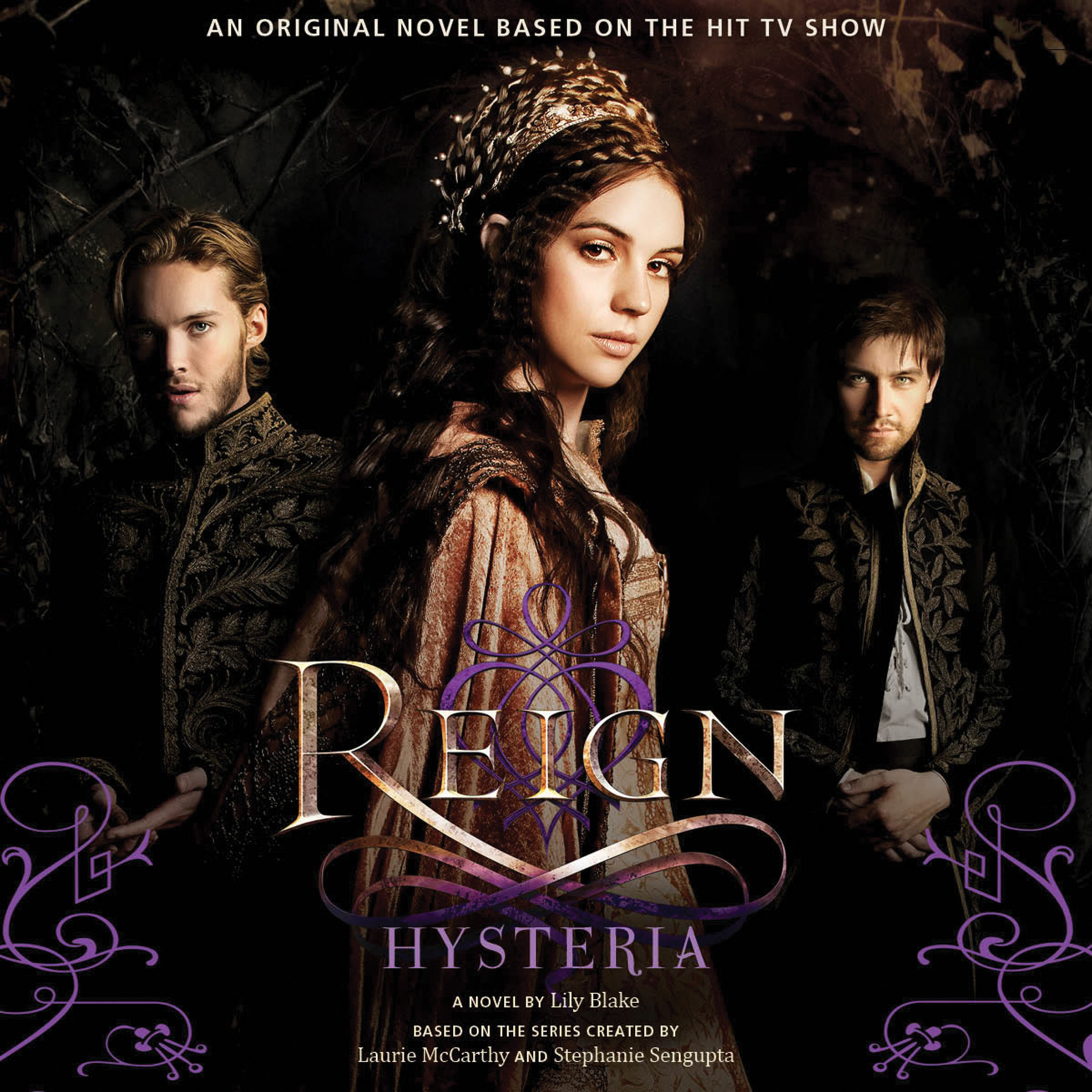Printable Reign: Hysteria: A Novel  Audiobook Cover Art