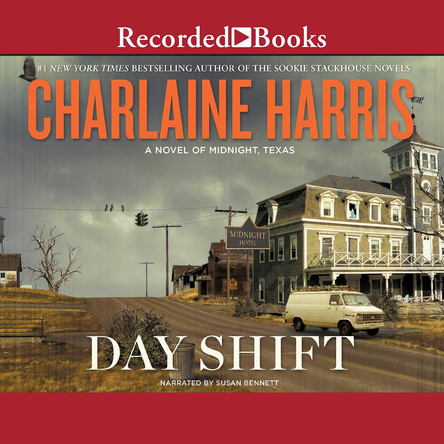 Printable Day Shift: A Novel of Midnight Texas Audiobook Cover Art