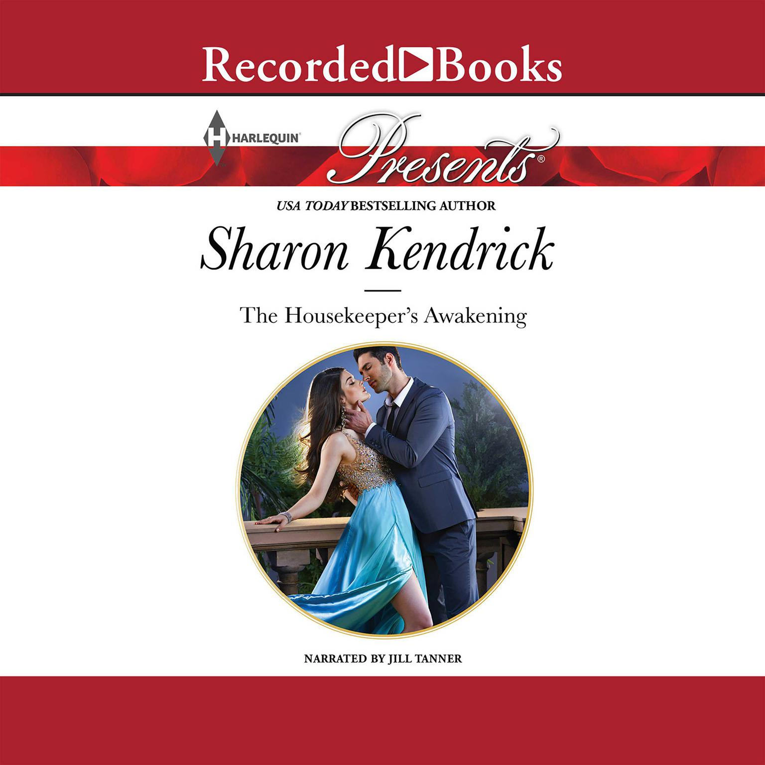Printable The Housekeeper's Awakening Audiobook Cover Art