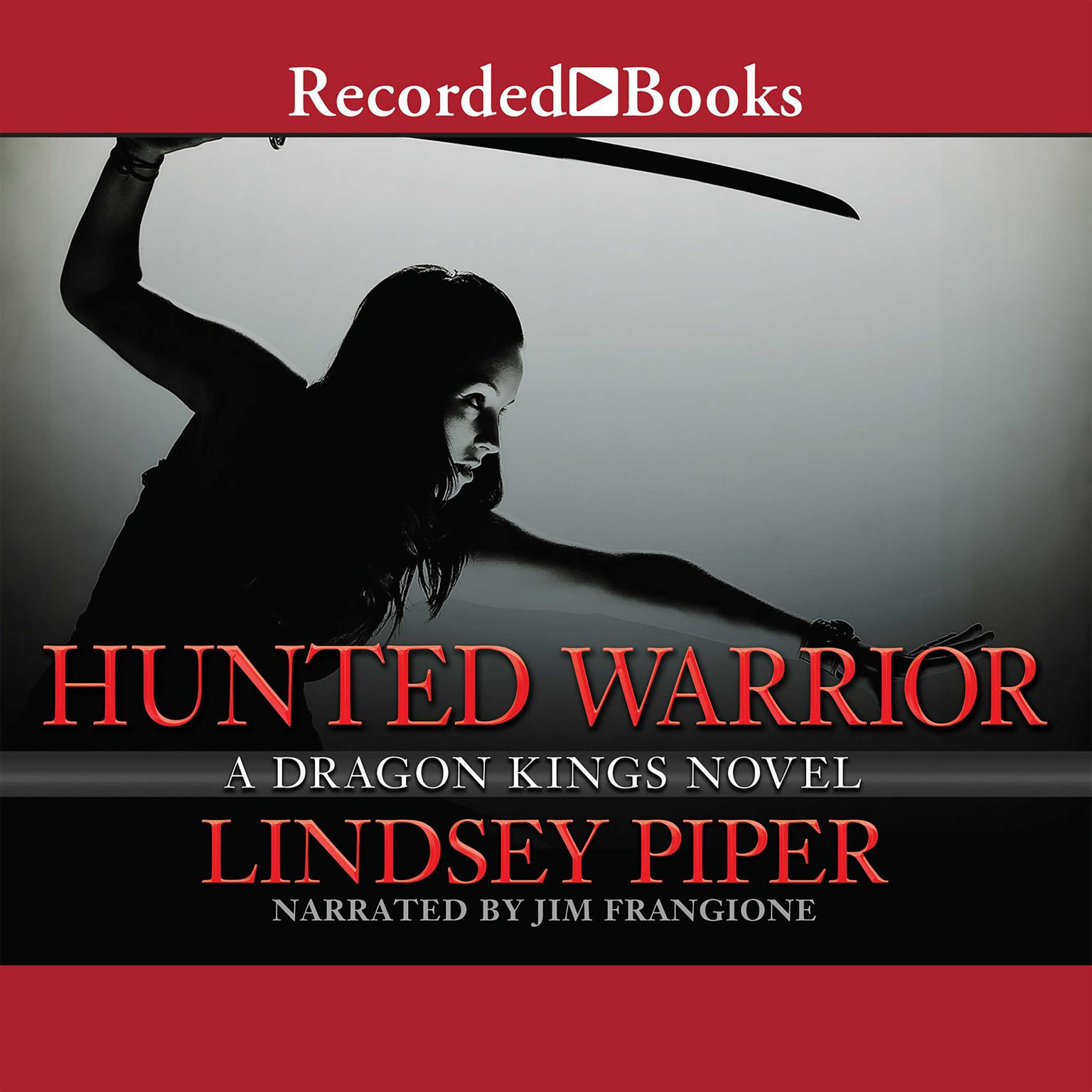 Printable Hunted Warrior Audiobook Cover Art