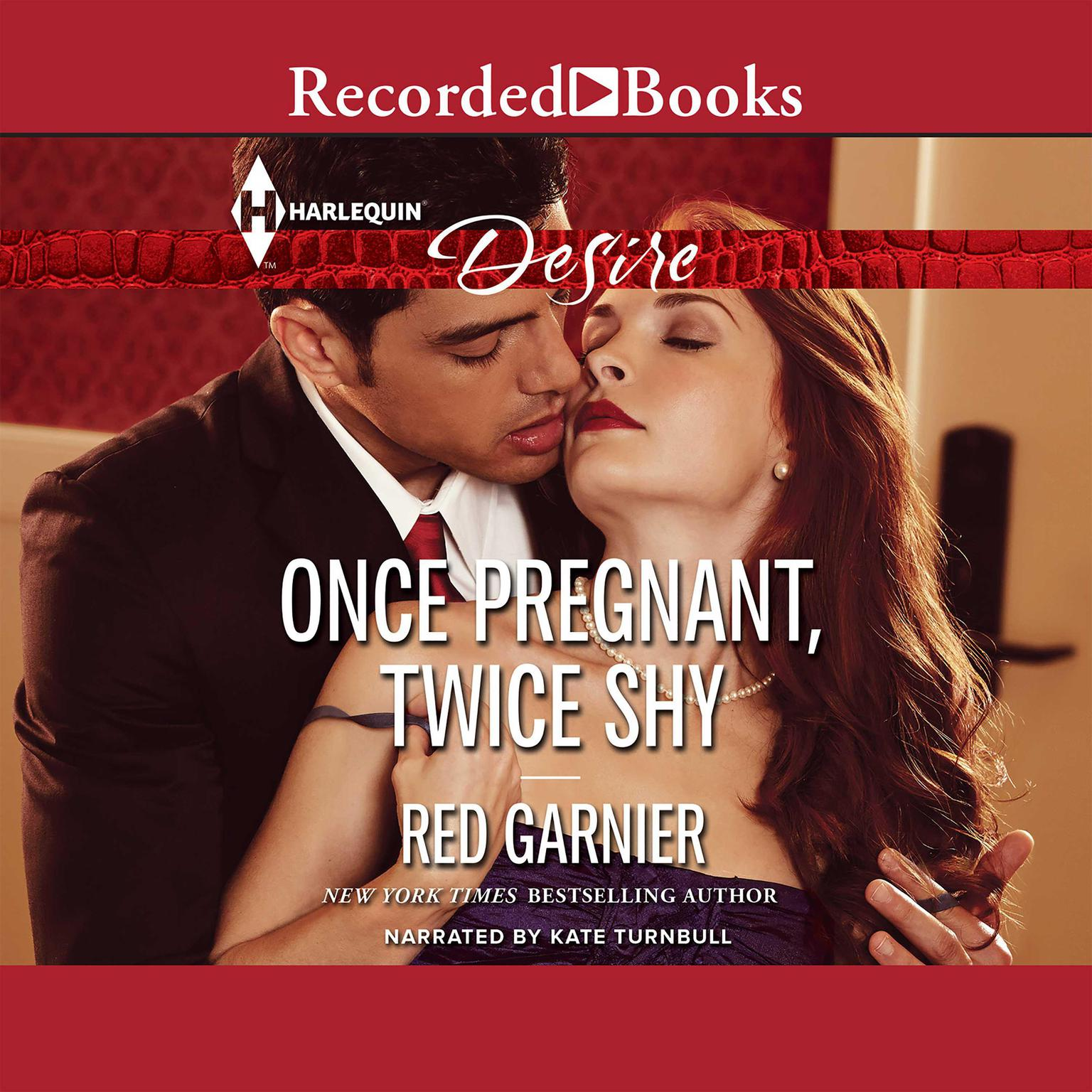 Printable Once Pregnant, Twice Shy Audiobook Cover Art