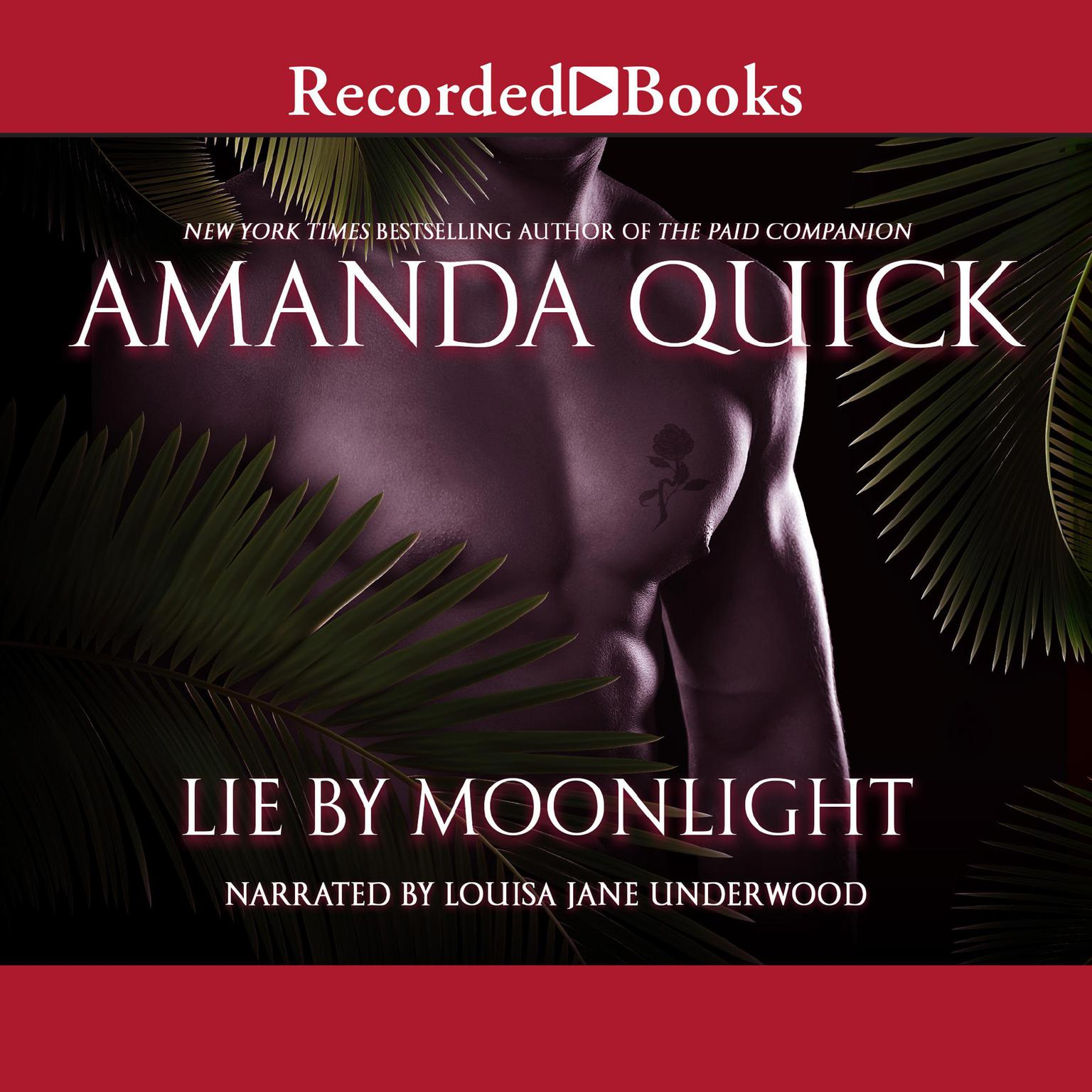 Printable Lie by Moonlight Audiobook Cover Art