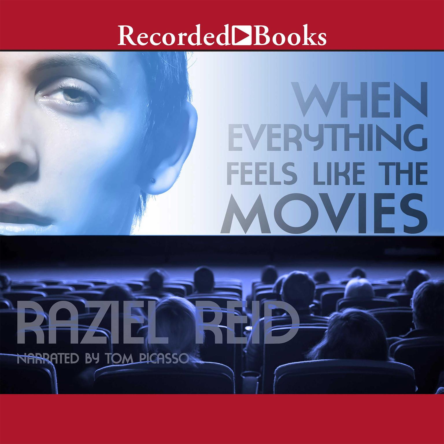 Printable When Everything Feels like the Movies Audiobook Cover Art
