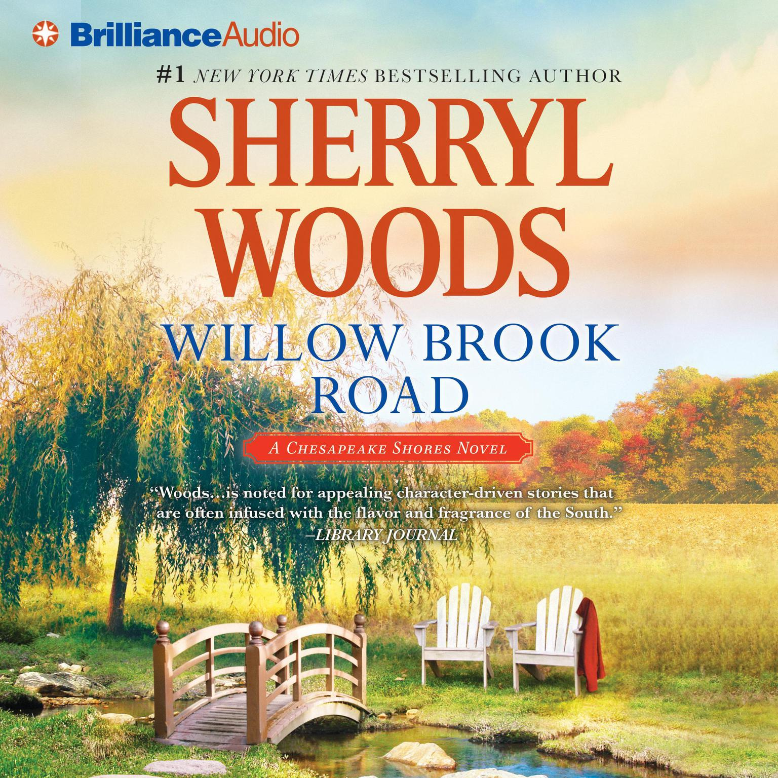 Printable Willow Brook Road Audiobook Cover Art