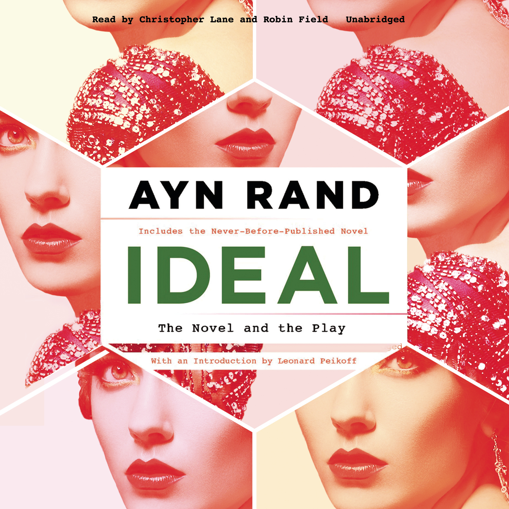 Printable Ideal: The Novel and the Play Audiobook Cover Art