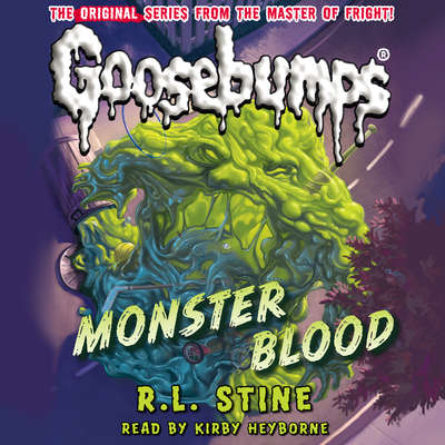 Monster Blood Audiobook, by R. L. Stine
